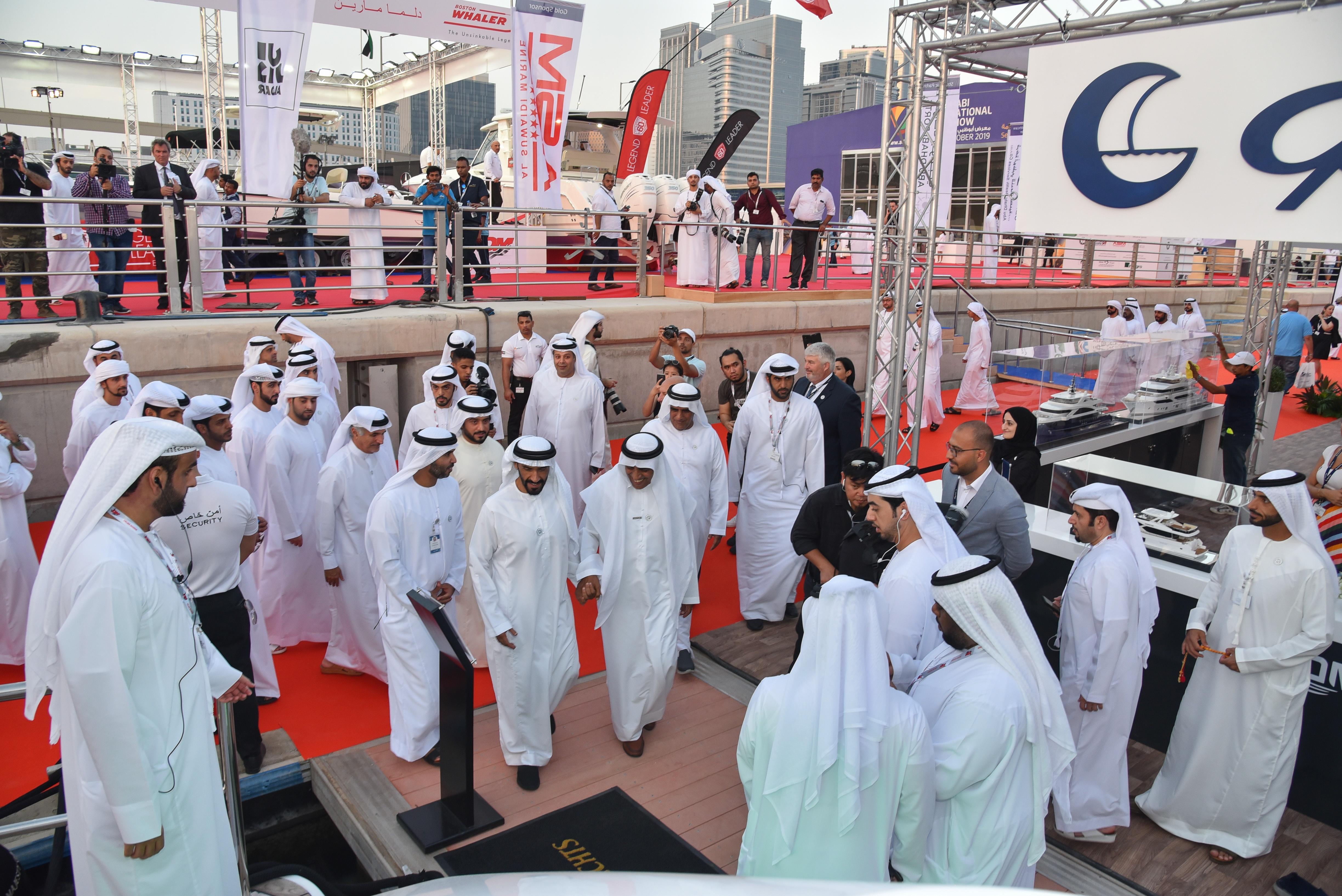 Gulf Craft, Abu Dhabi Boat Show 2018 (1)