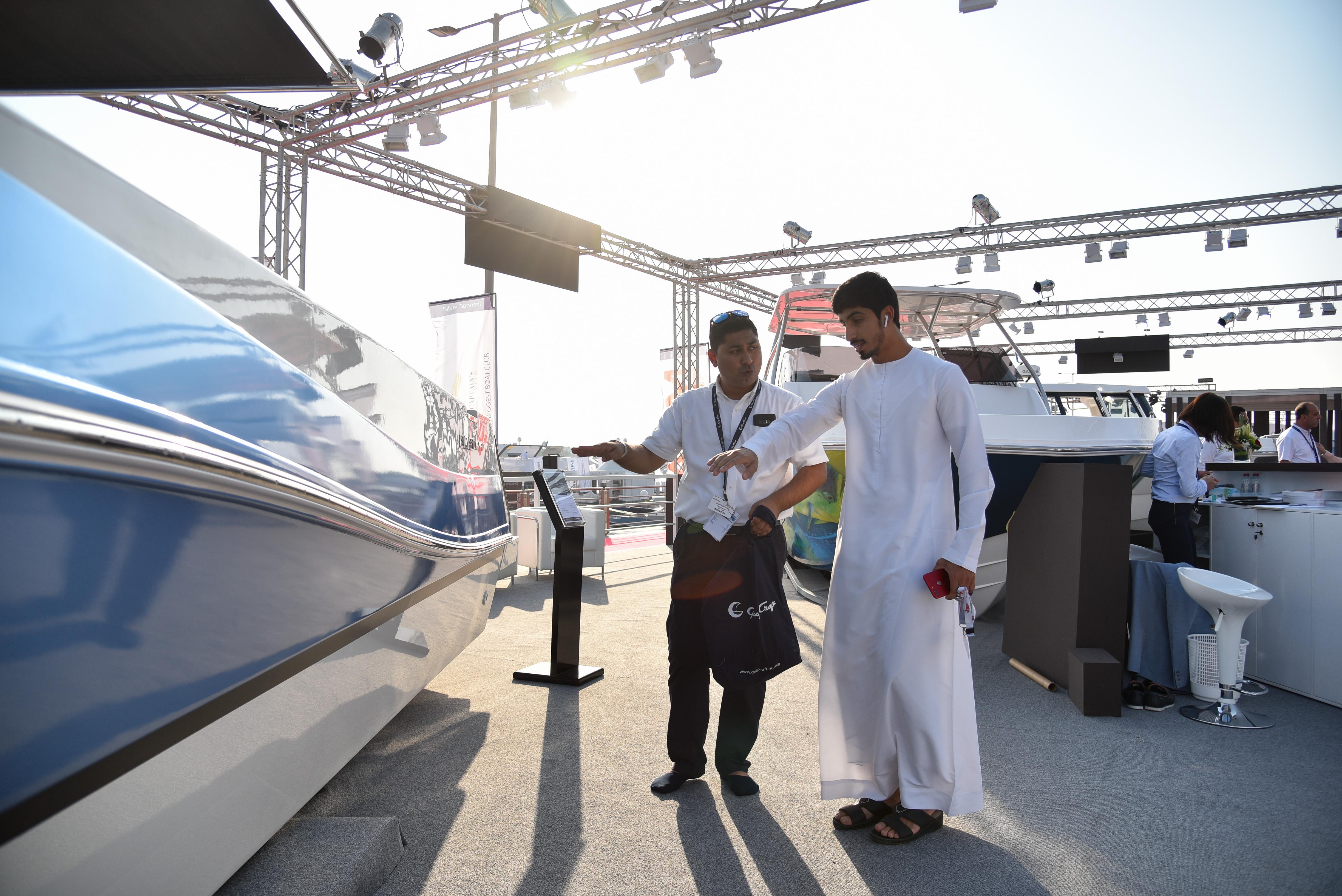 Gulf Craft, Abu Dhabi Boat Show 2018 (14).jpg