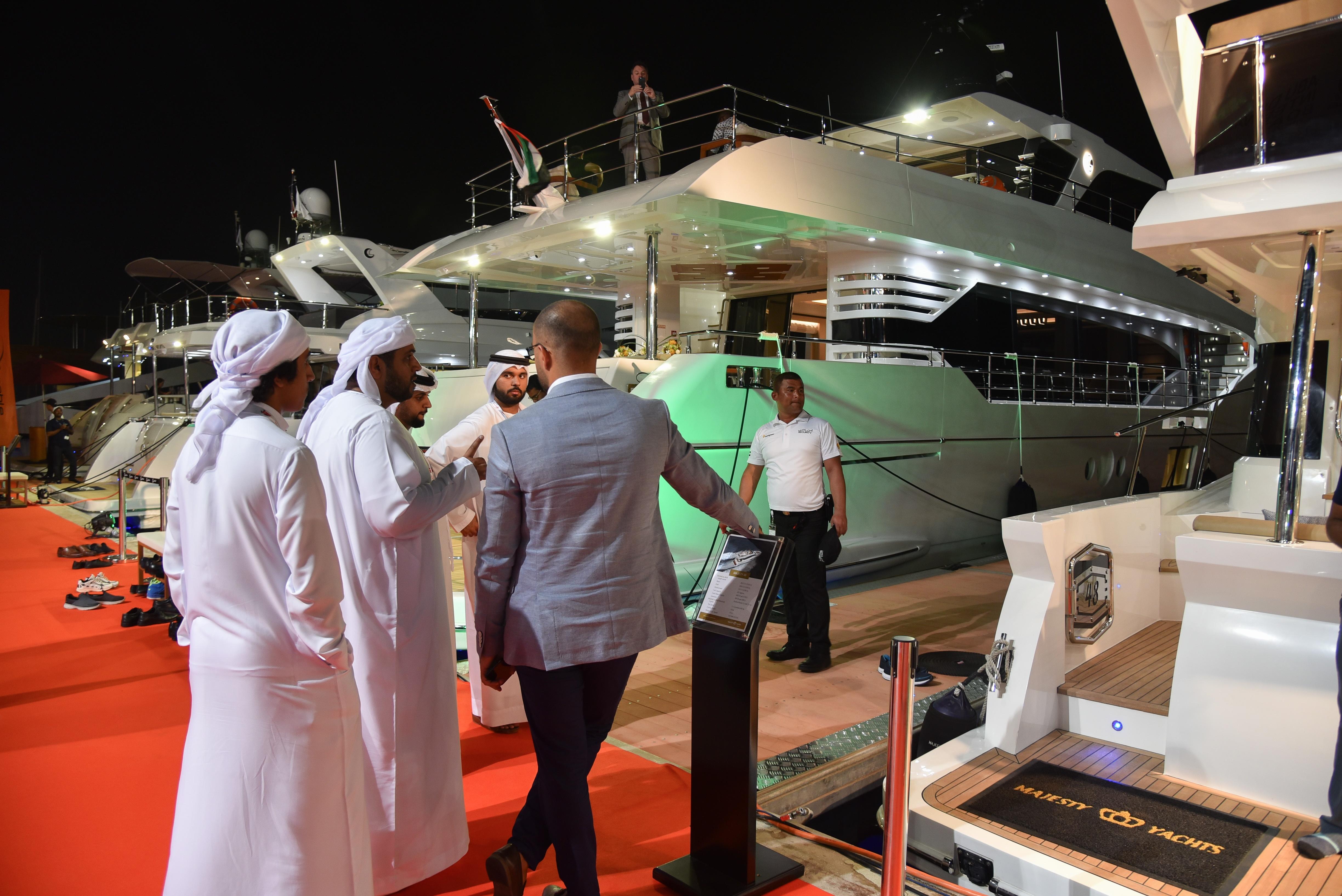 Gulf Craft, Abu Dhabi Boat Show 2018 (18).jpg