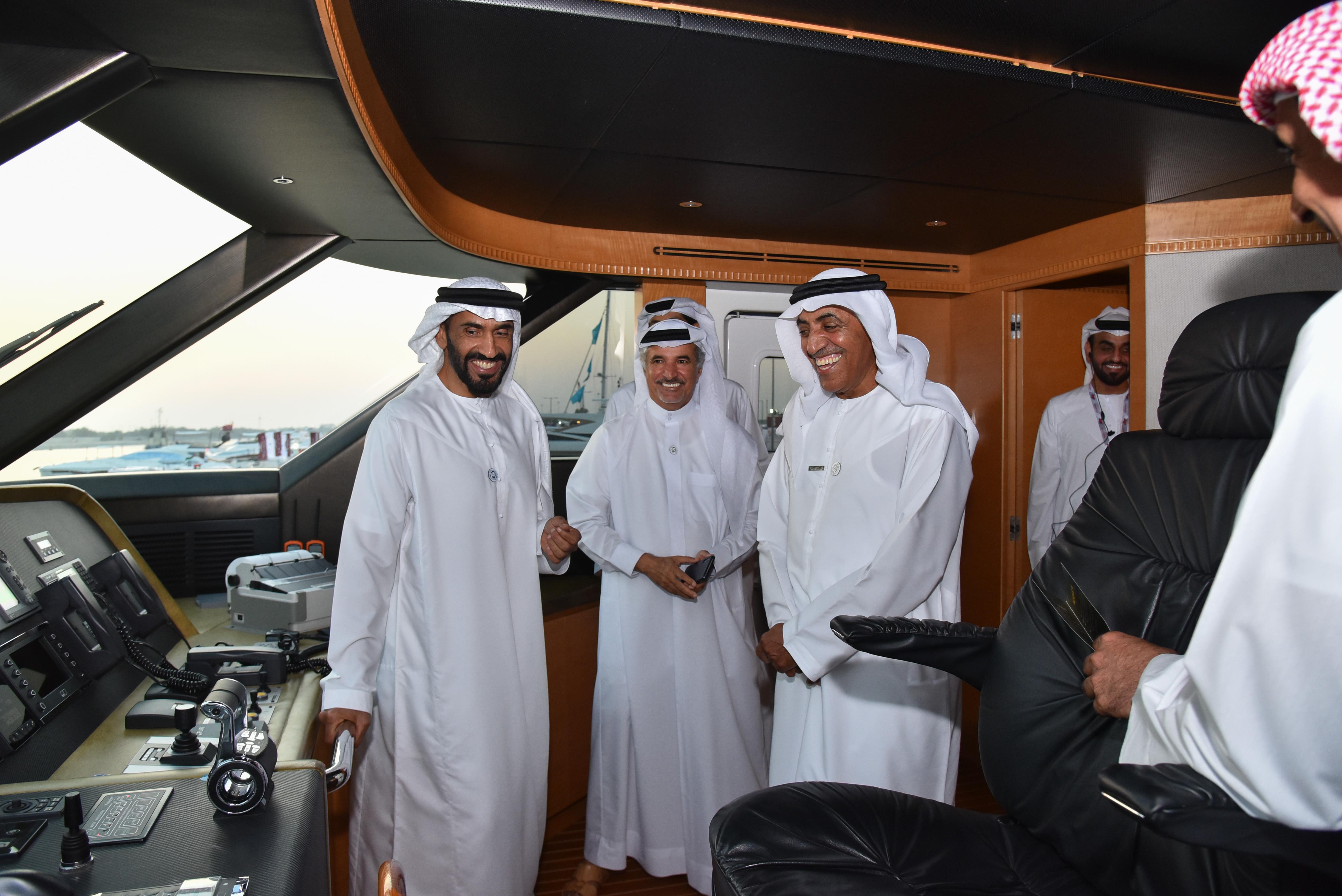 Gulf Craft, Abu Dhabi Boat Show 2018 (2).jpg