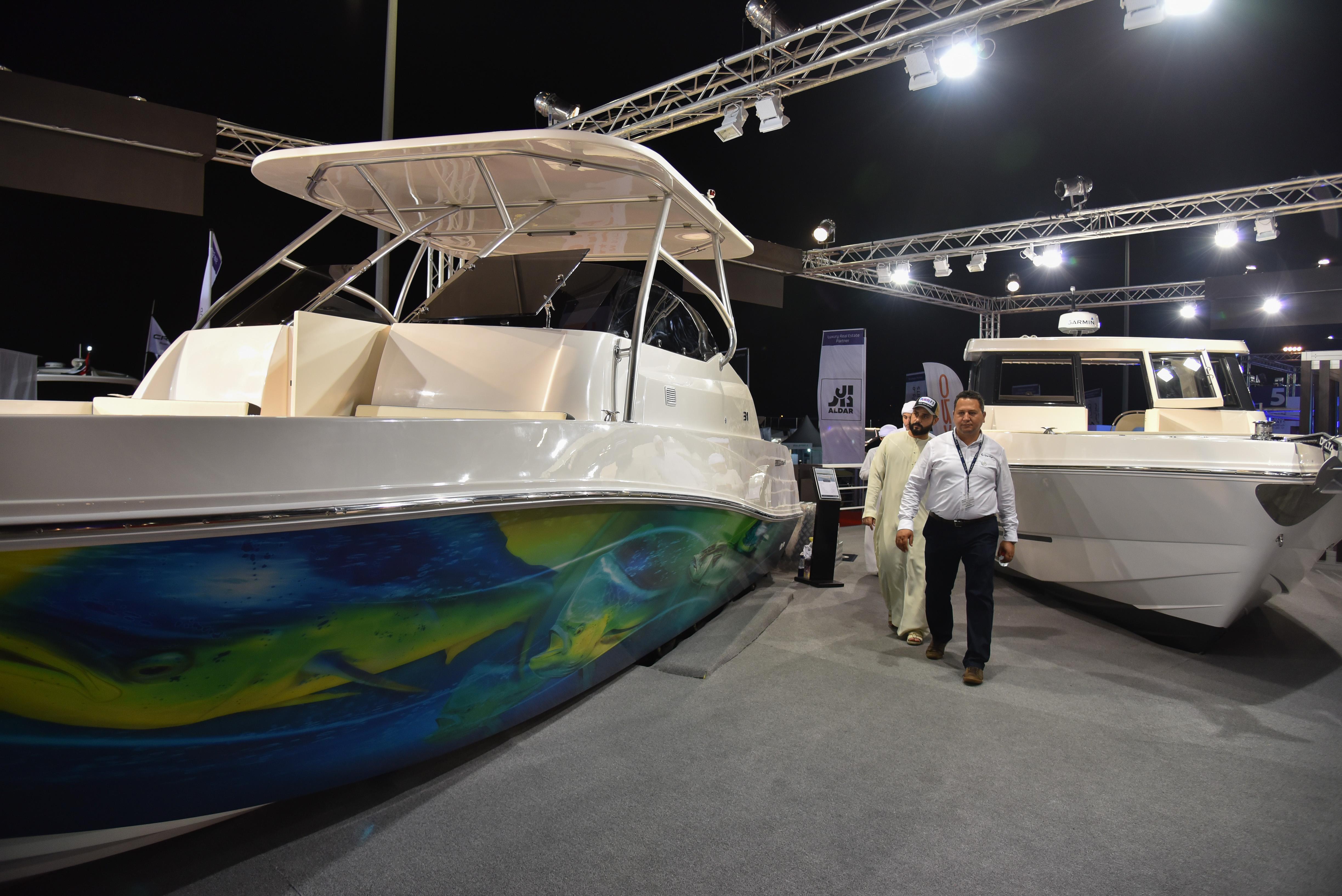 Gulf Craft, Abu Dhabi Boat Show 2018 (22).jpg