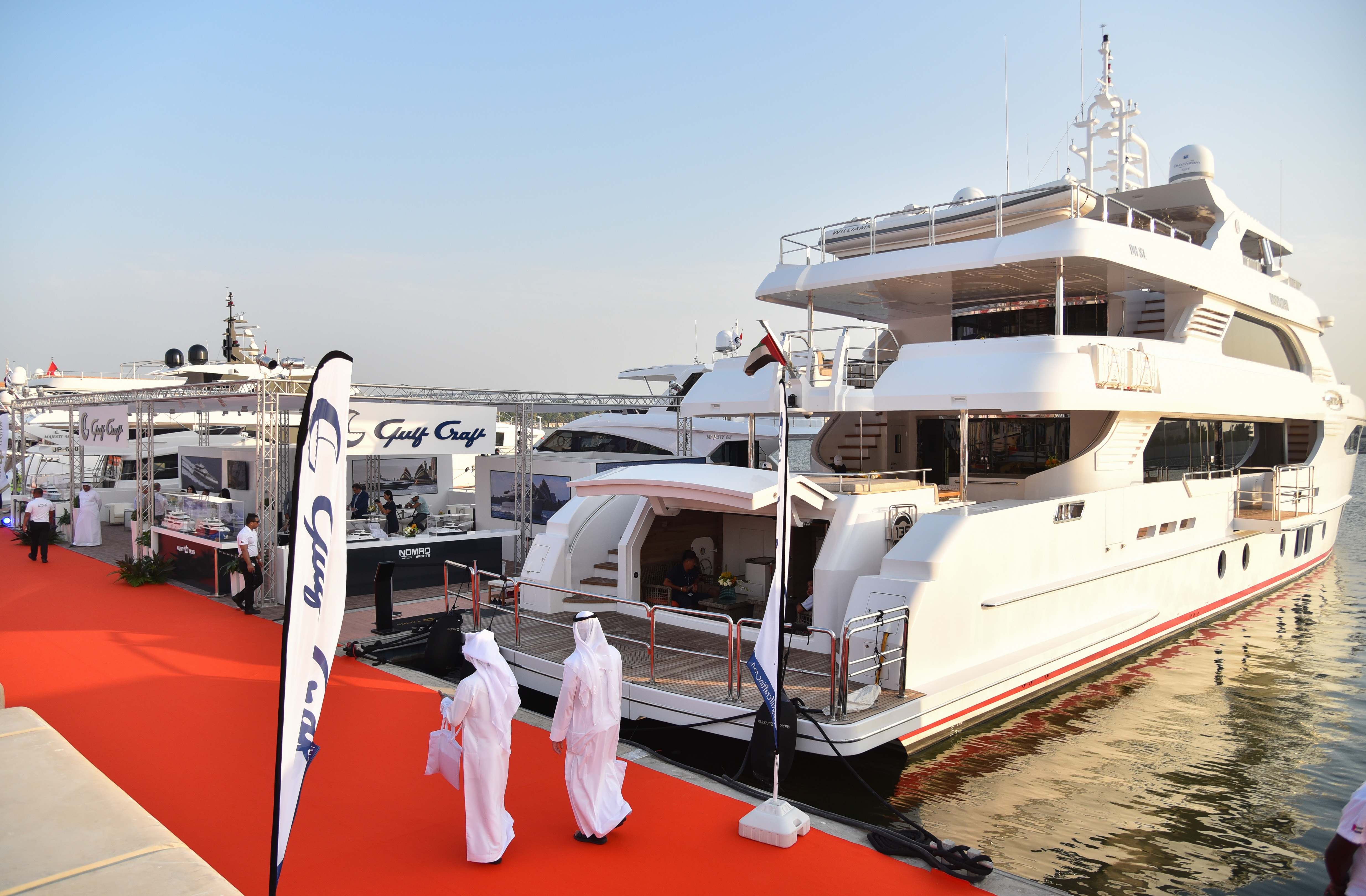 Gulf Craft, Abu Dhabi Boat Show 2018 (6).jpg