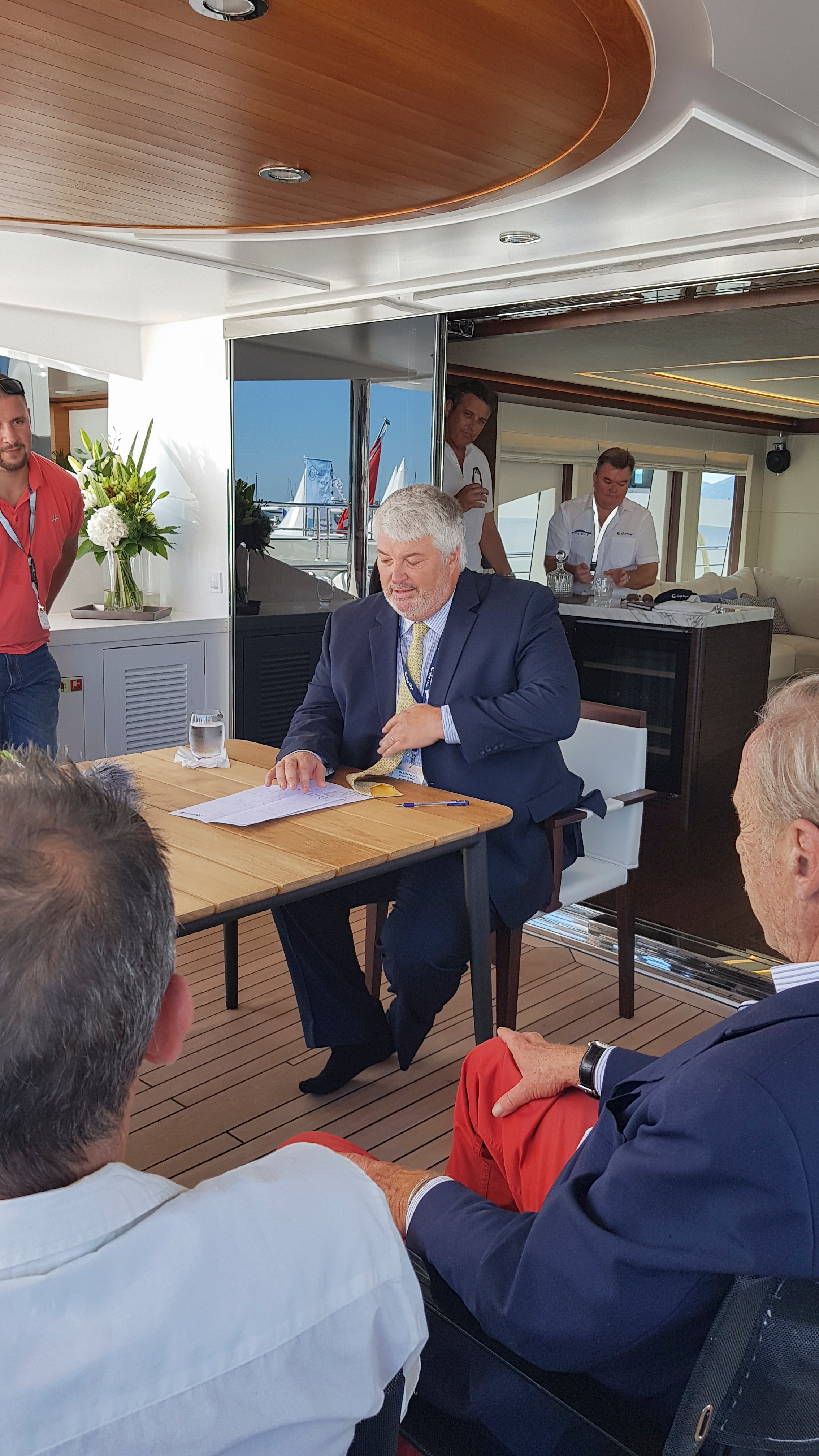Gulf Craft at Cannes Yachting Festival 2018 Day 1 (1).jpg