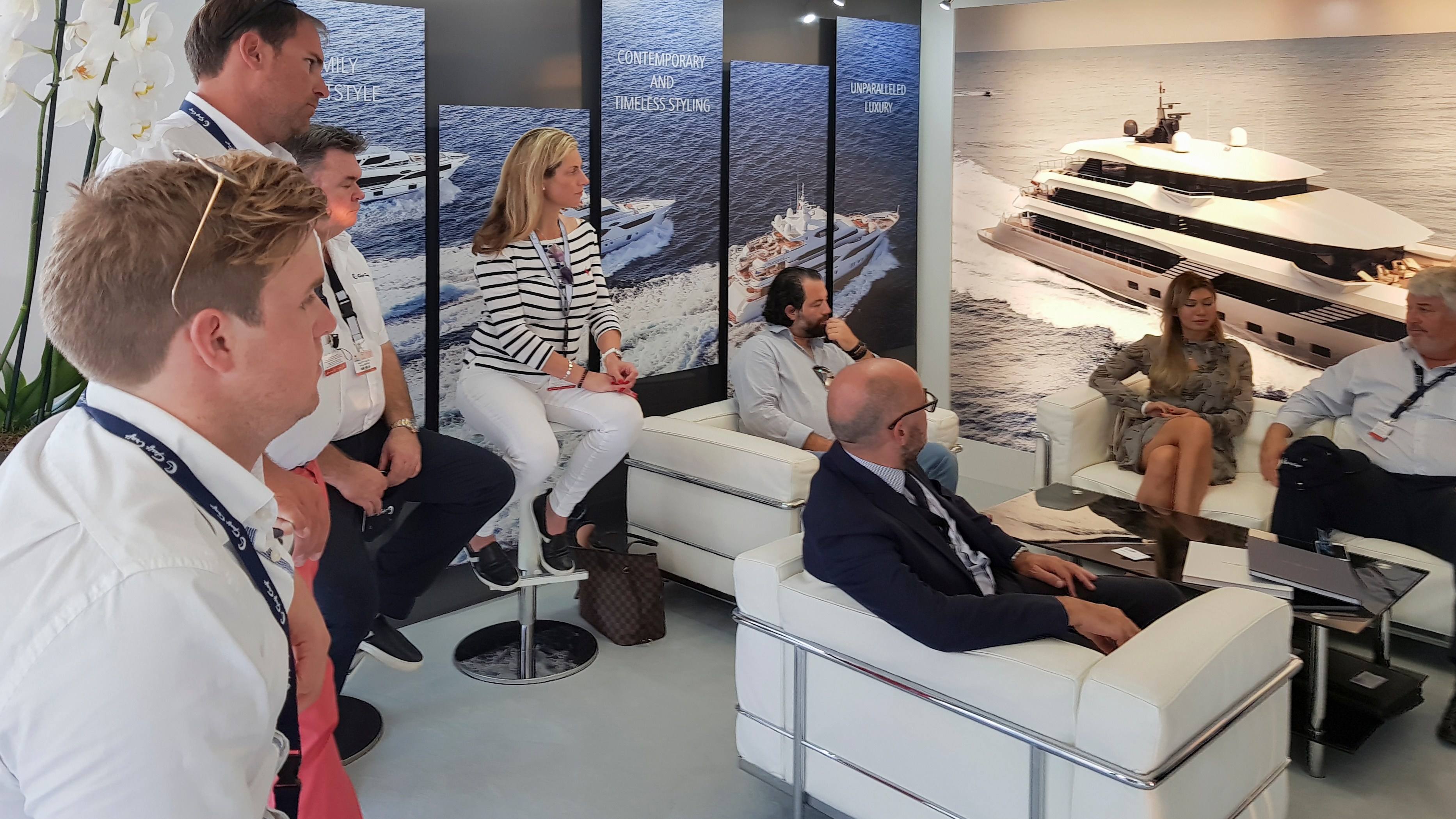 Gulf Craft at Cannes Yachting Festival 2018 Day 1 (11).jpg