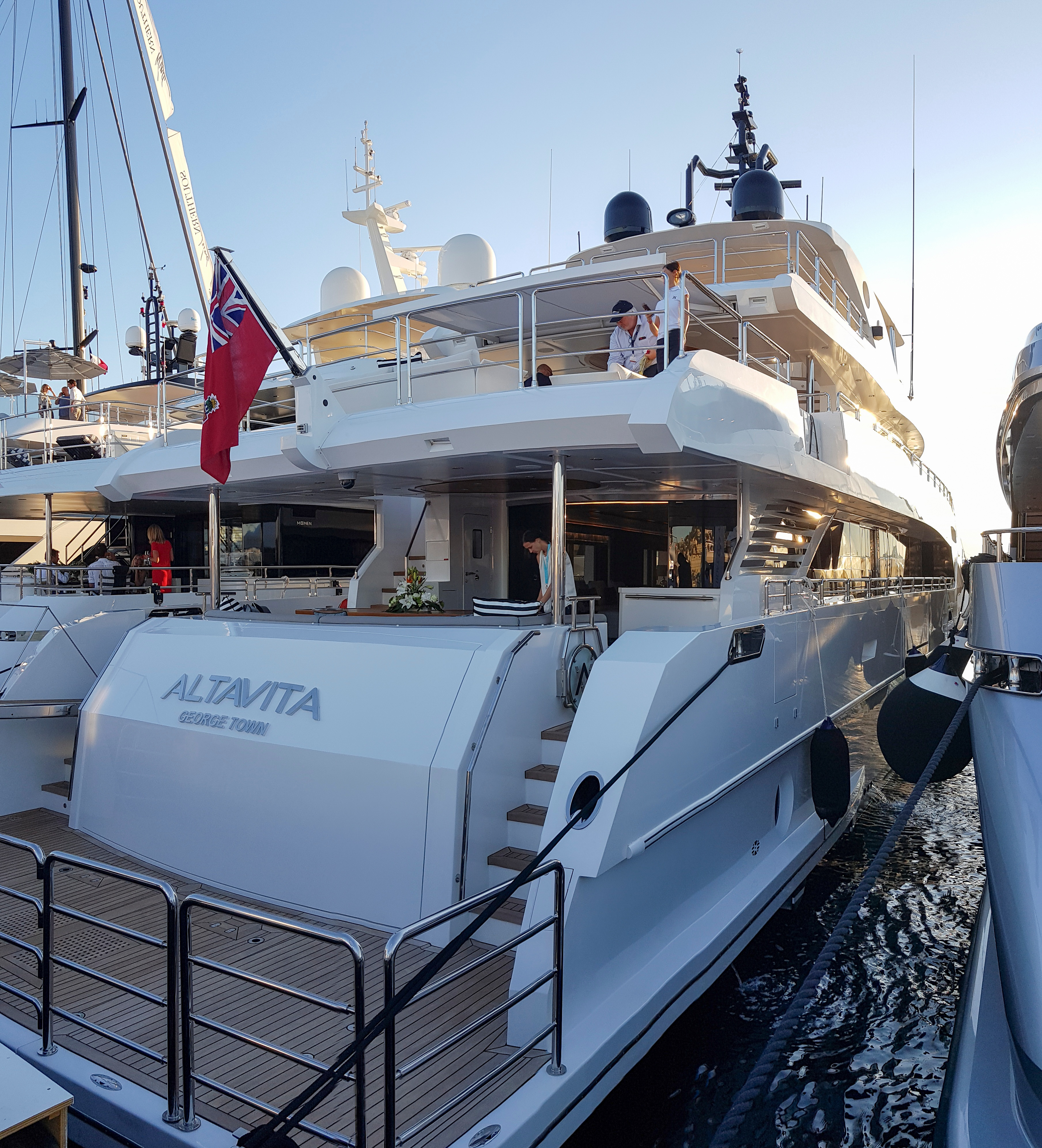 Gulf Craft at Cannes Yachting Festival 2018 Day 1 (5).jpg