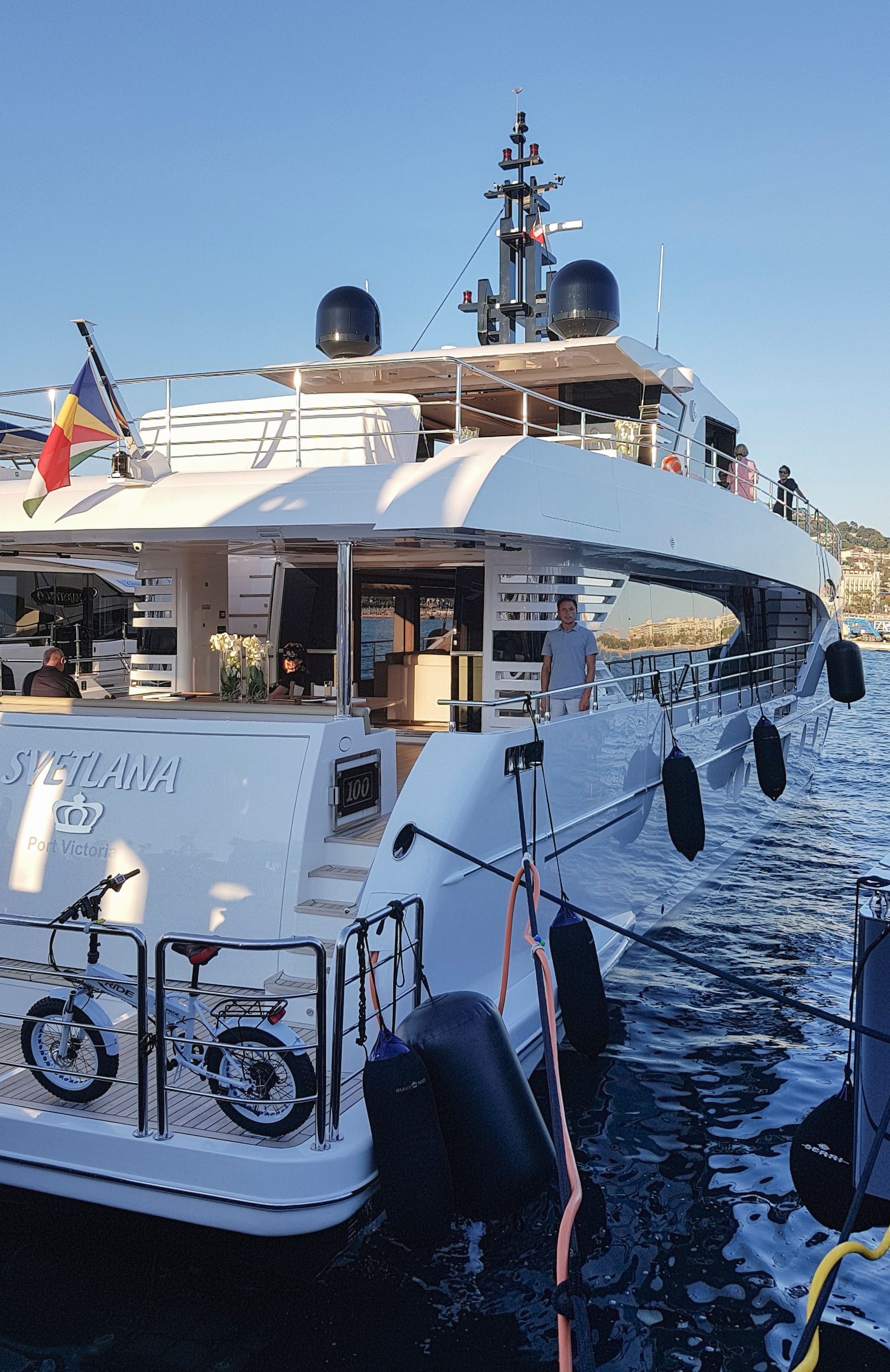 Gulf Craft at Cannes Yachting Festival 2018 Day 1 (7).jpg