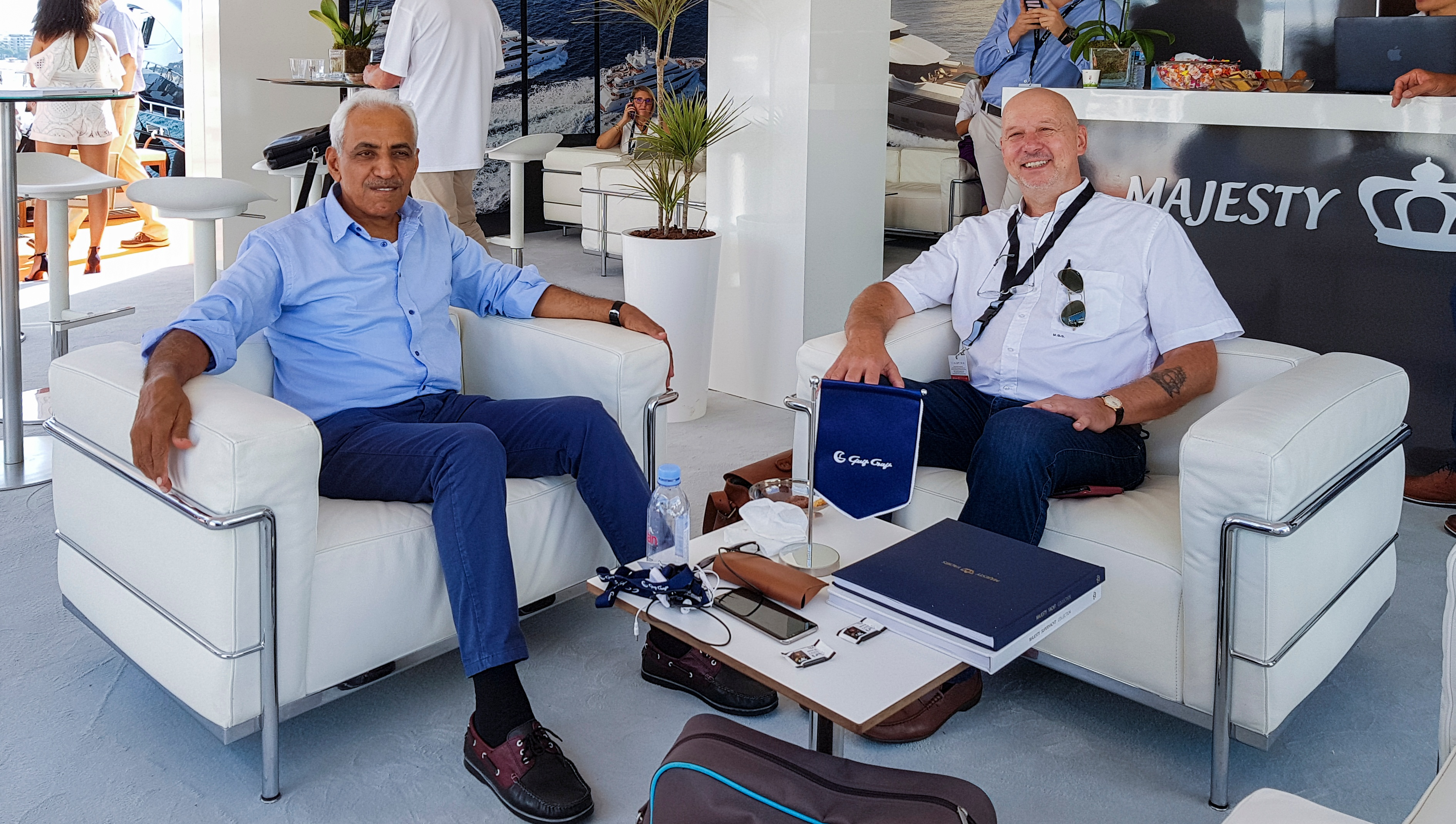 Gulf Craft at Cannes Yachting Festival 2018 Day 2 (18).jpg