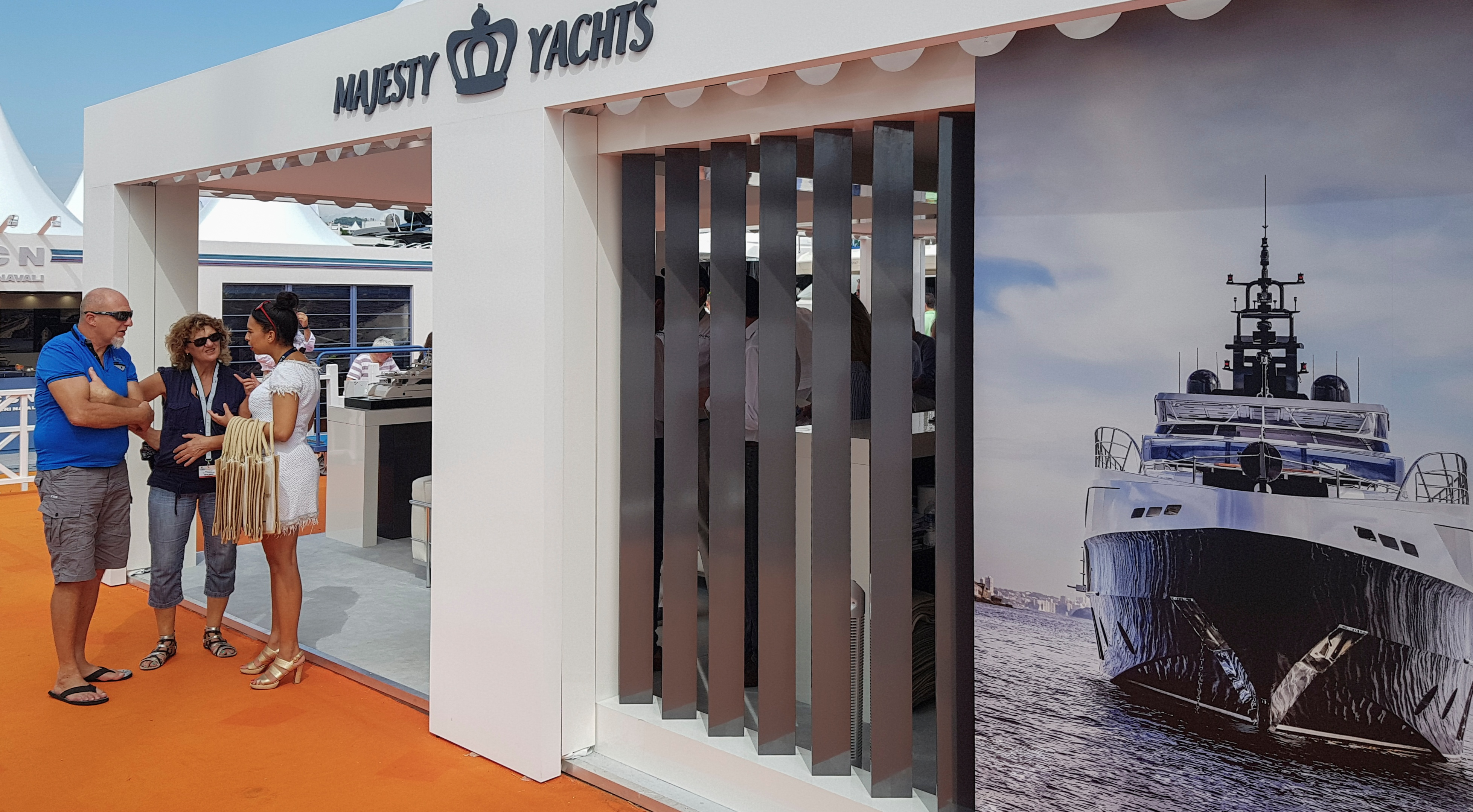 Gulf Craft in Cannes Yachting Festival 2018 Day 3 (8).jpg