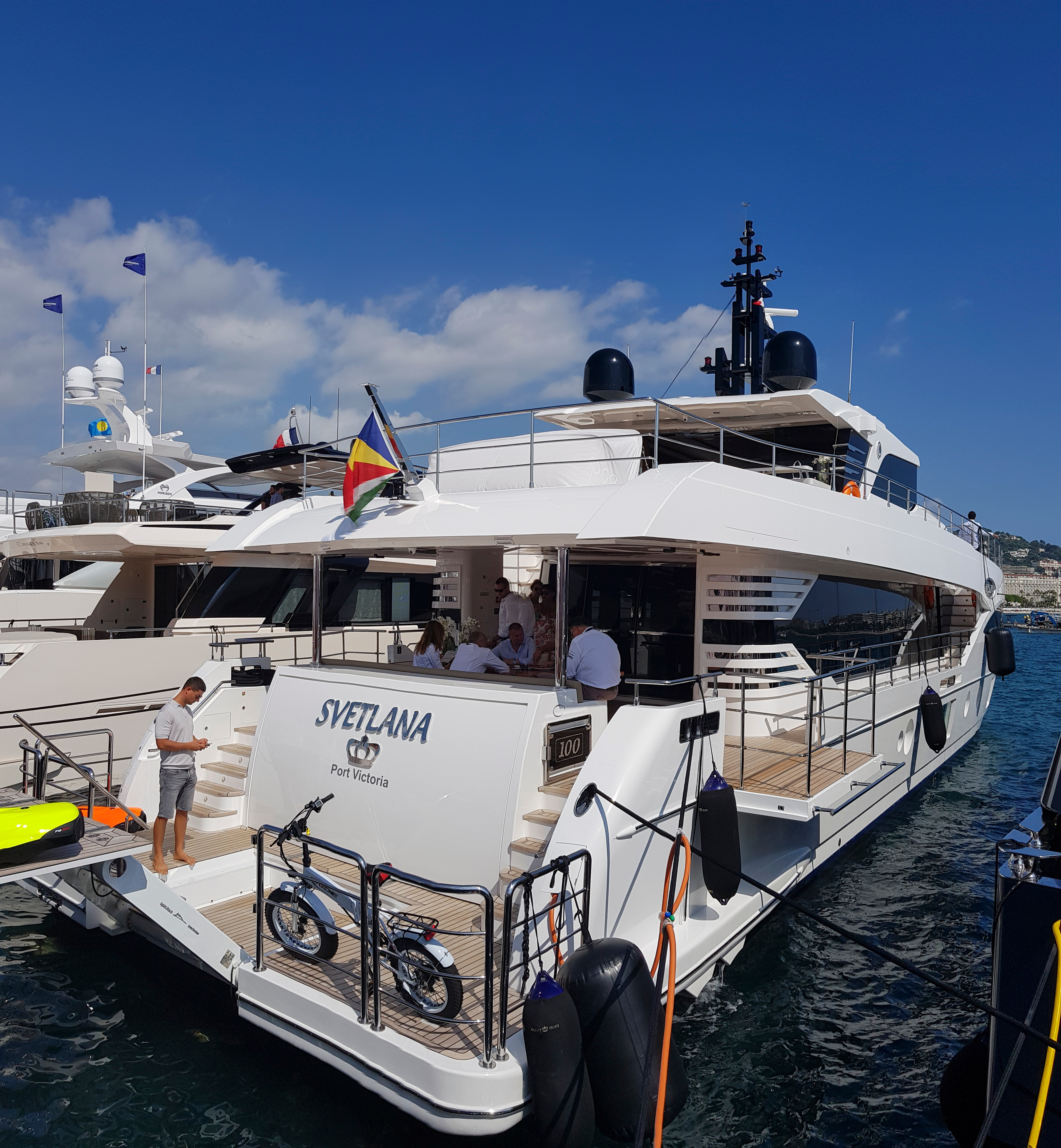 Gulf Craft in Cannes Yachting Festival 2018 Day 4 (12).jpg