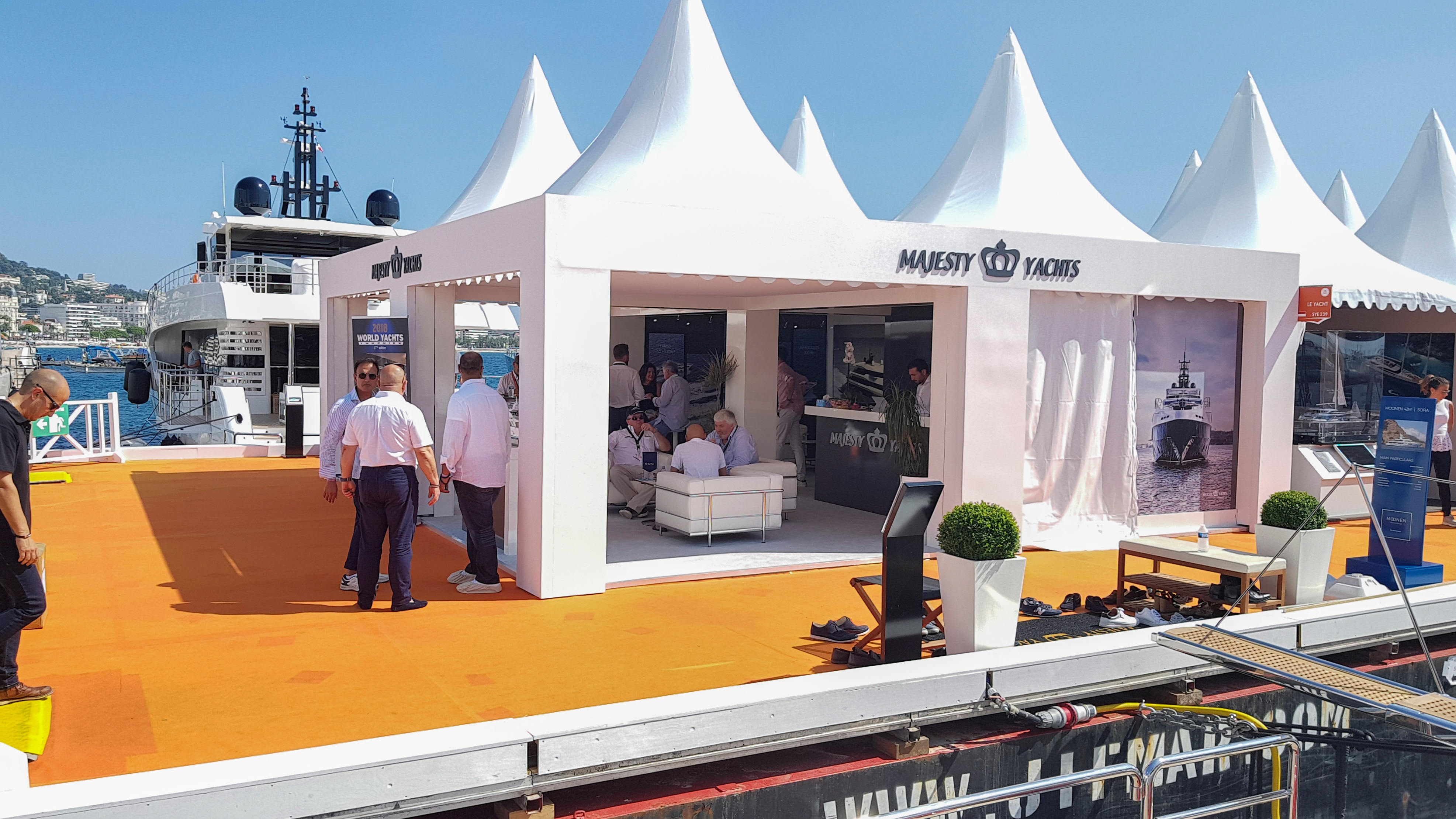 Gulf Craft in Cannes Yachting Festival 2018 Day 4 (4).jpg