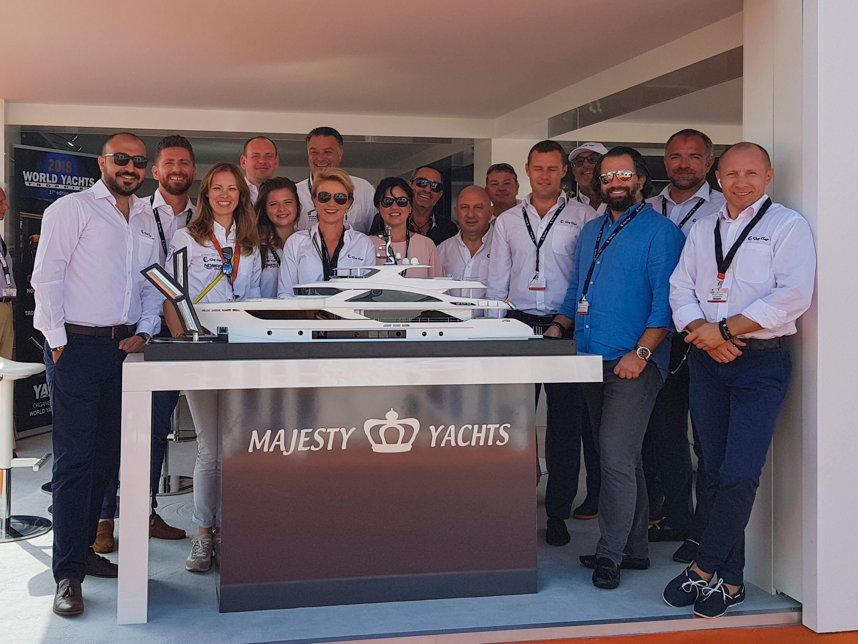 Gulf Craft in Cannes Yachting Festival 2018 Day 6 (2).jpg