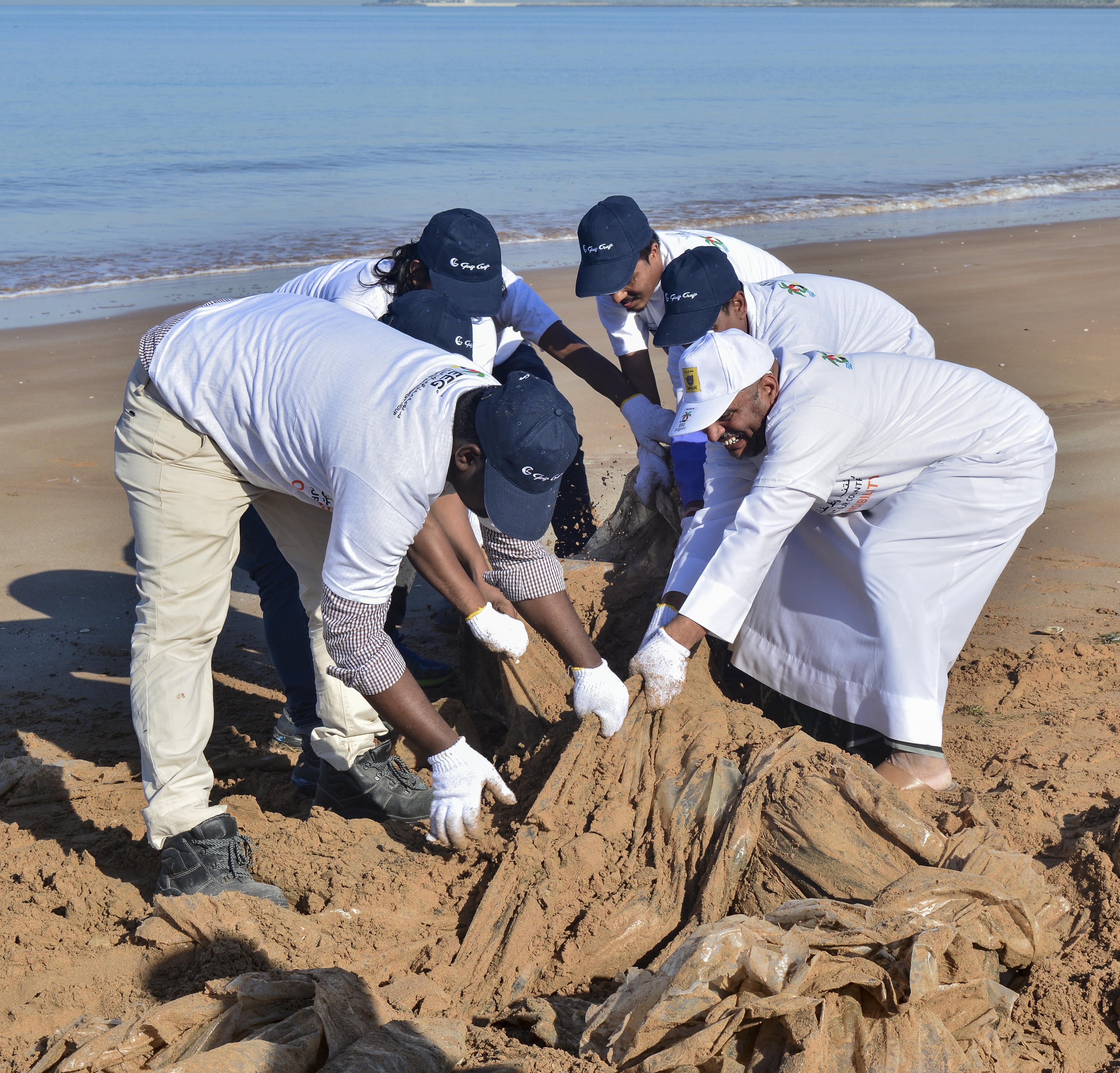 Gulf Craft at Clean UP UAE 2018 (14).jpg