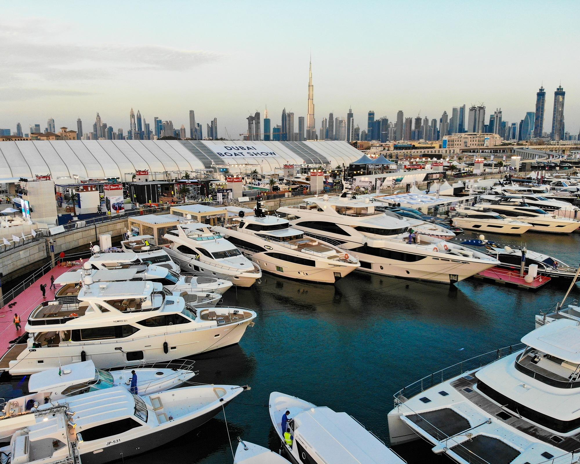 Gulf Craft at the 2018 Dubai Boat Show (6)