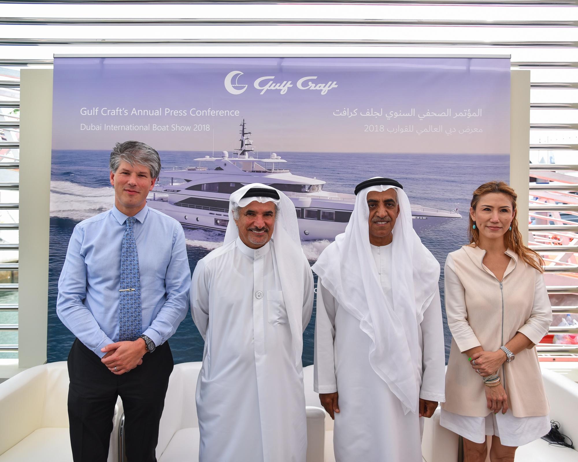 Gulf Craft at the 2018 Dubai Boat Show (2).jpg