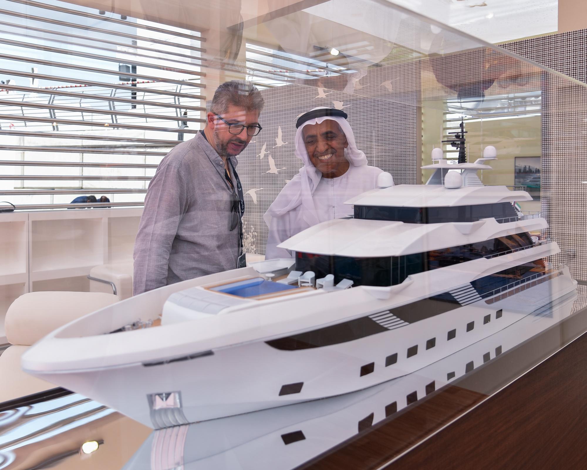 Gulf Craft at the 2018 Dubai Boat Show (3).jpg