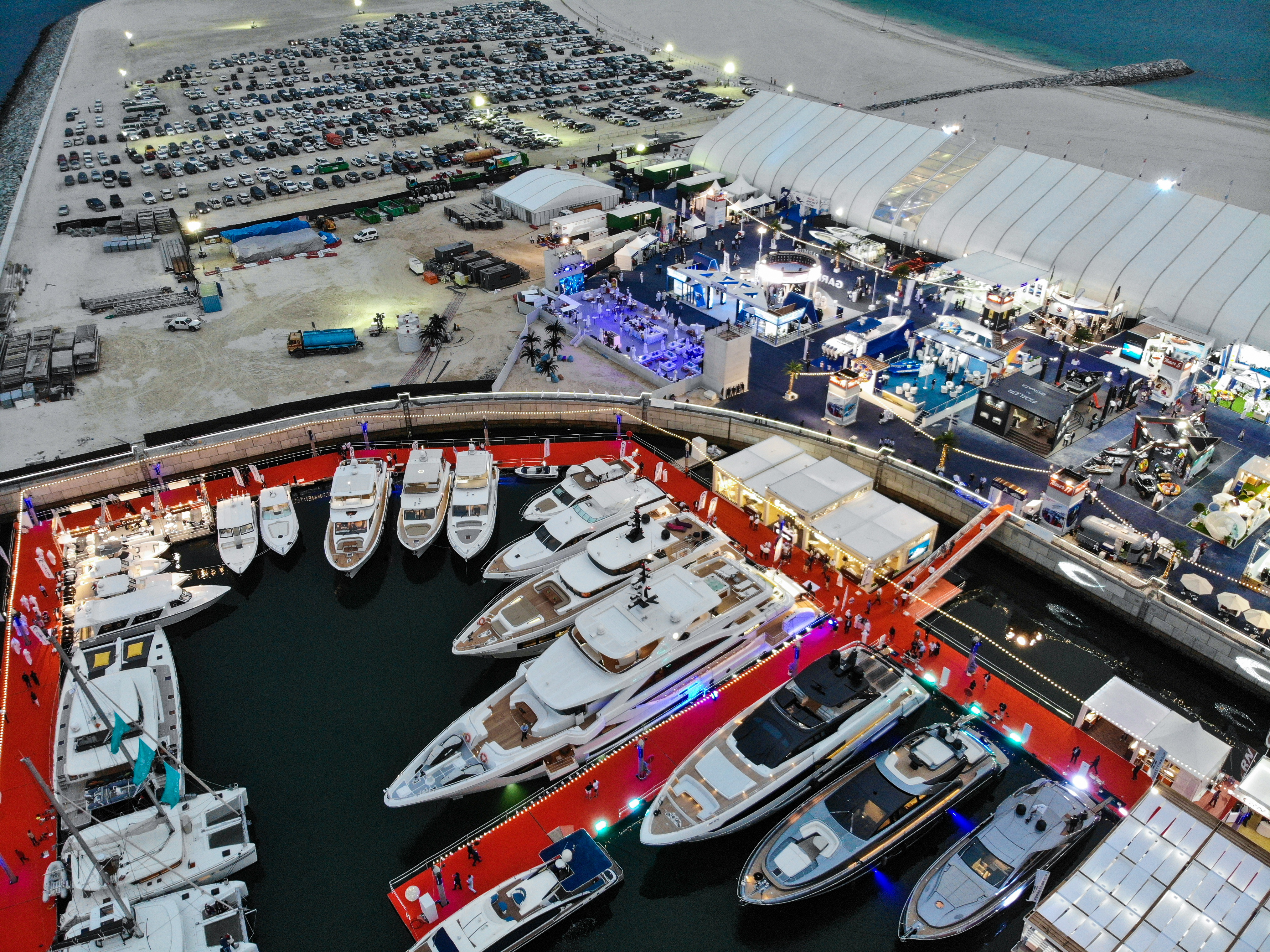Gulf Craft at the 2018 Dubai Boat Show (8).jpg