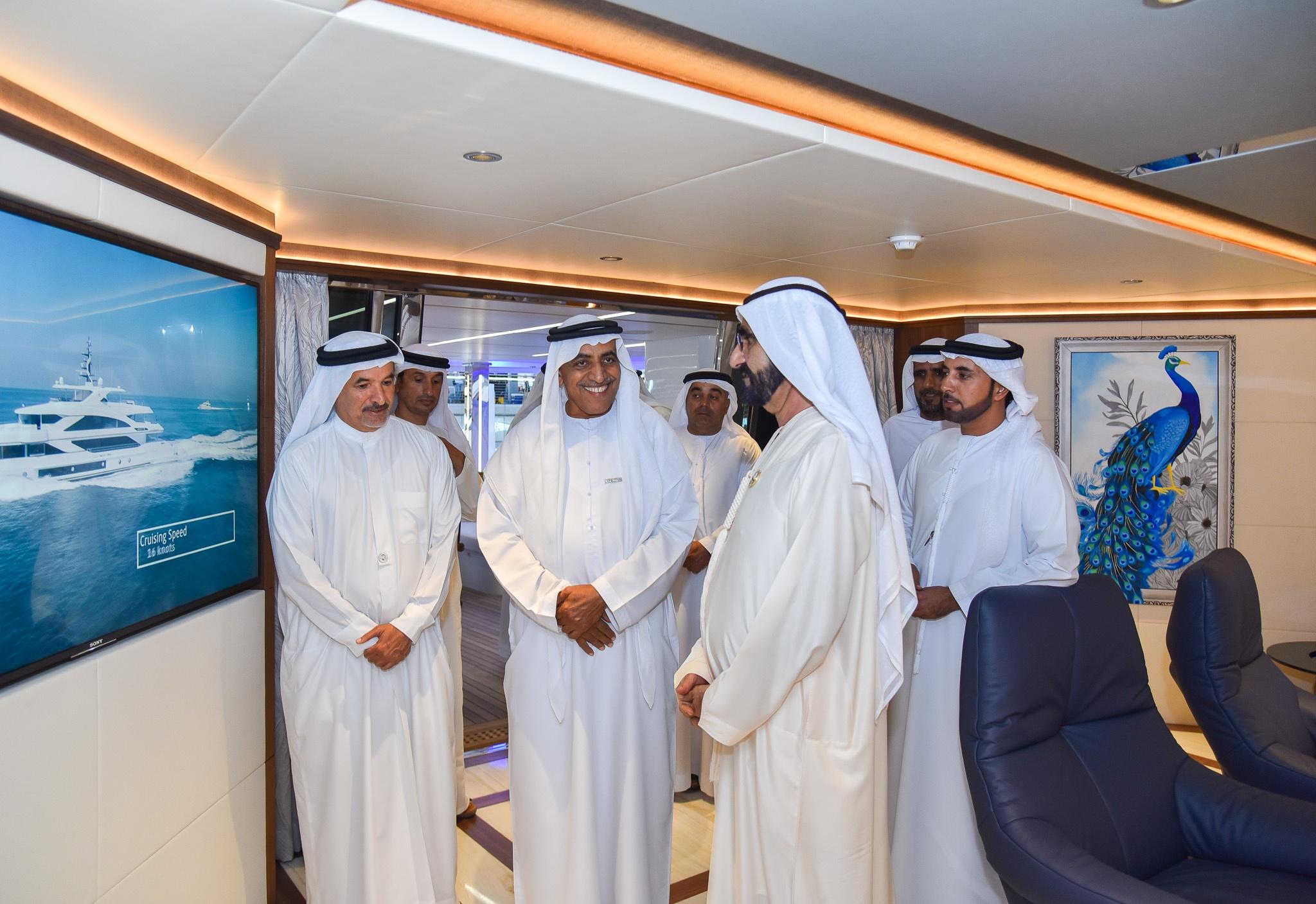 HH Sheikh Mohammed Bin Rashid Al Maktoum visits the Gulf Cr_2.jpg