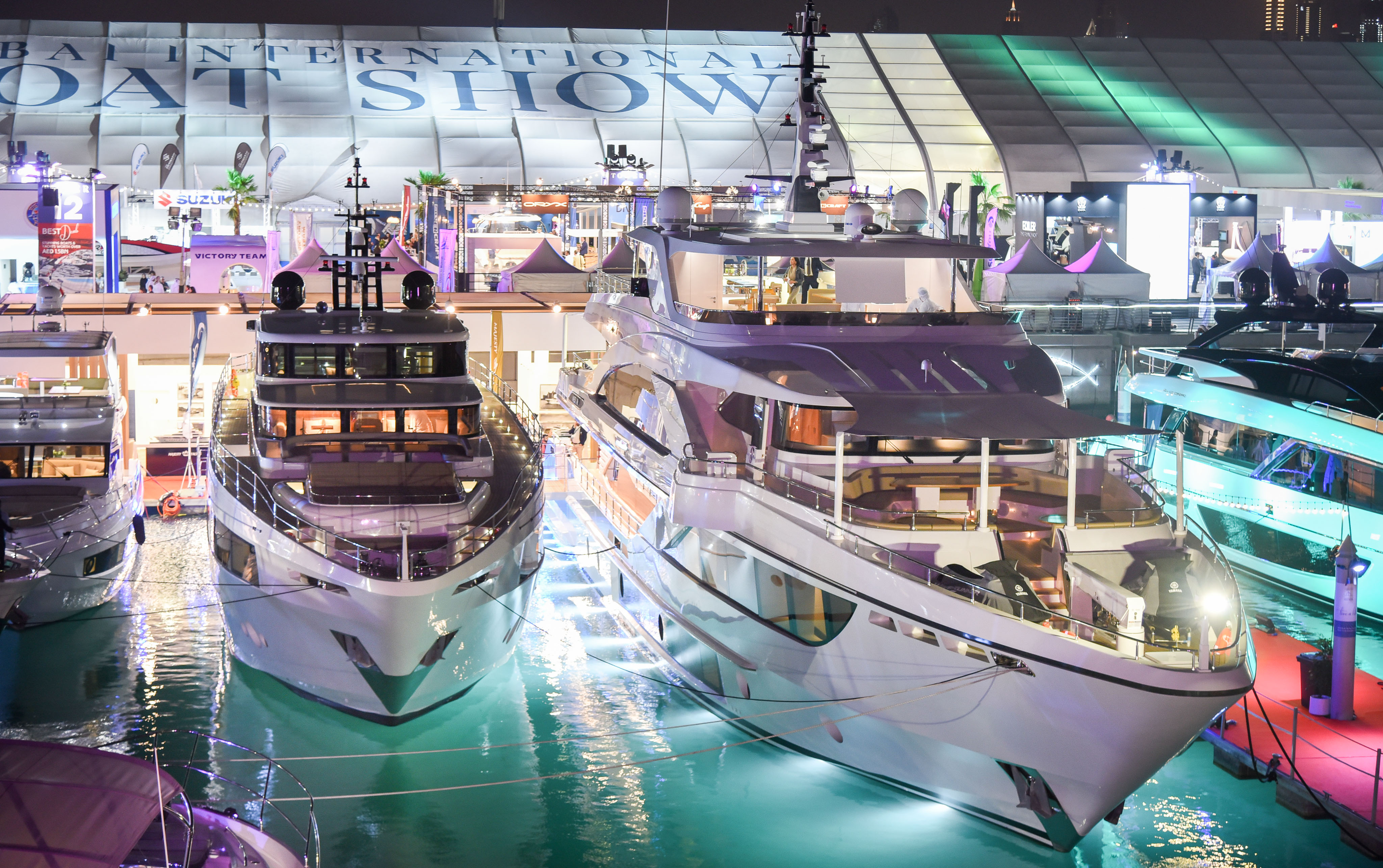 Gulf Craft at the Dubai International Boat Show 2019 (10)