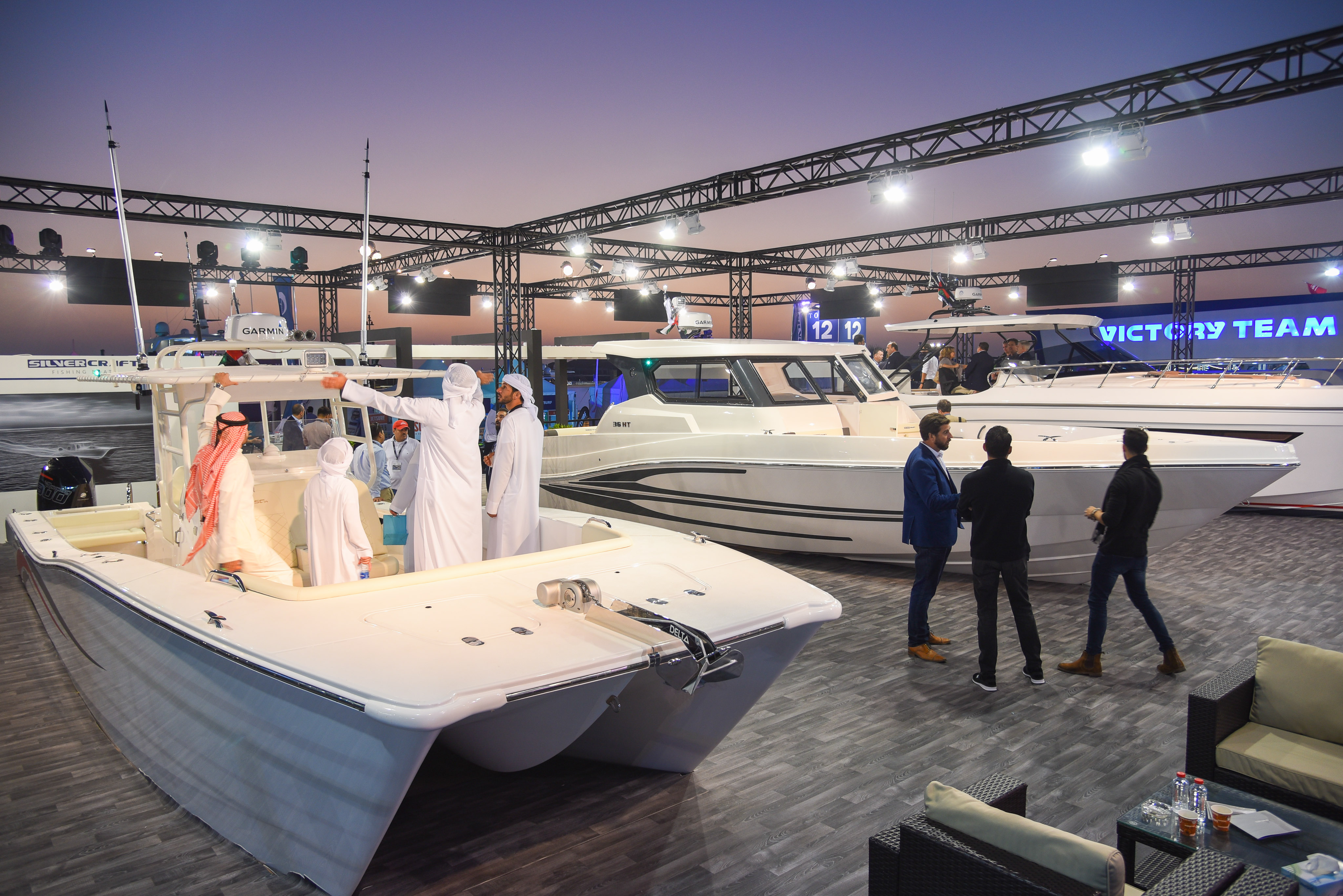Gulf Craft at the Dubai International Boat Show 2019 (13)