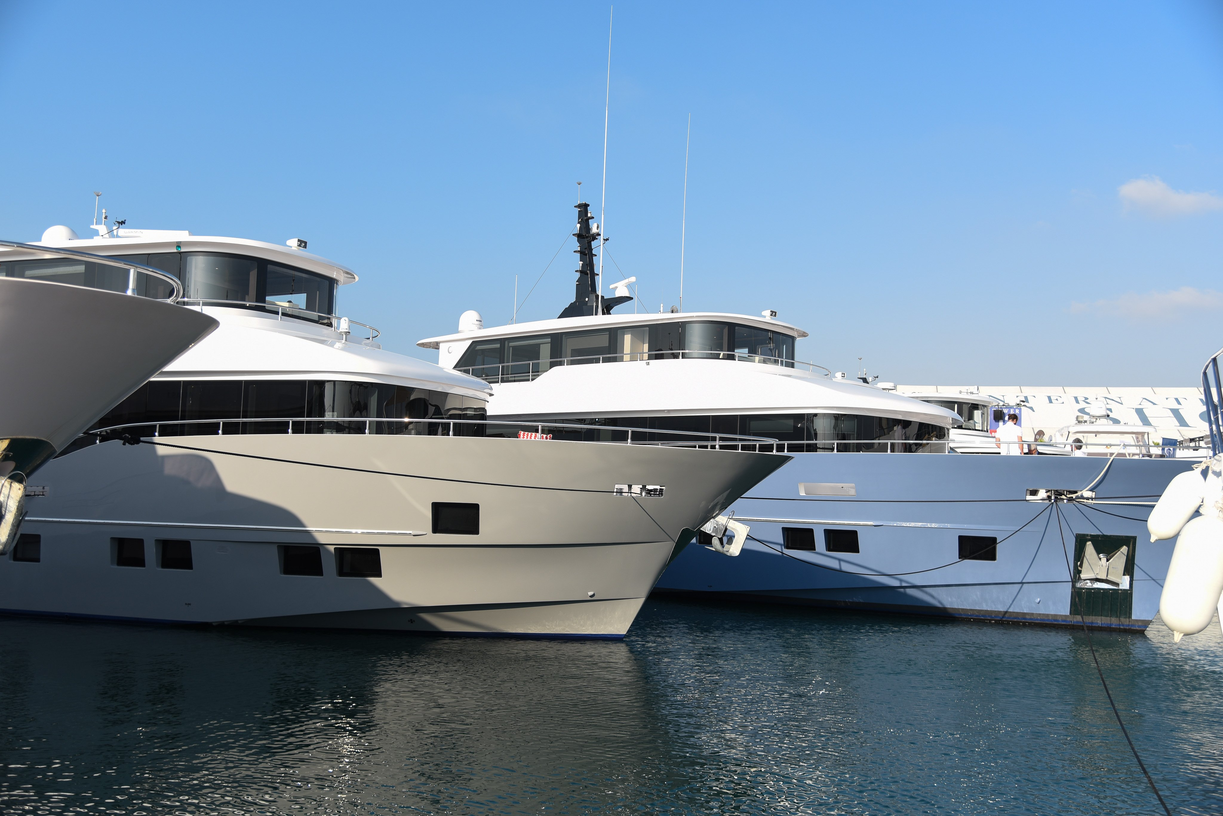 Gulf Craft at the Dubai International Boat Show 2019 (4)
