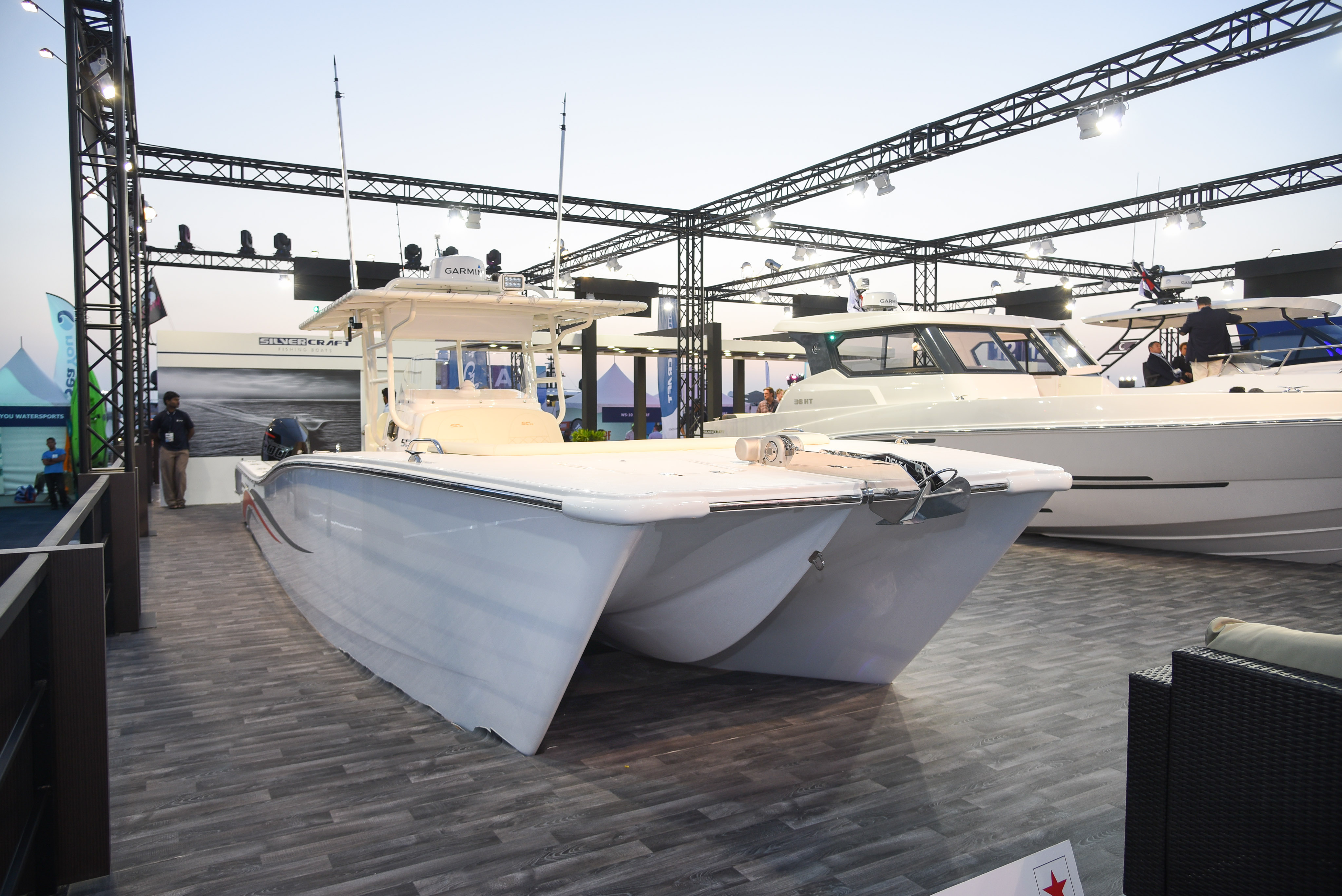 Gulf Craft at the Dubai International Boat Show 2019 (6)