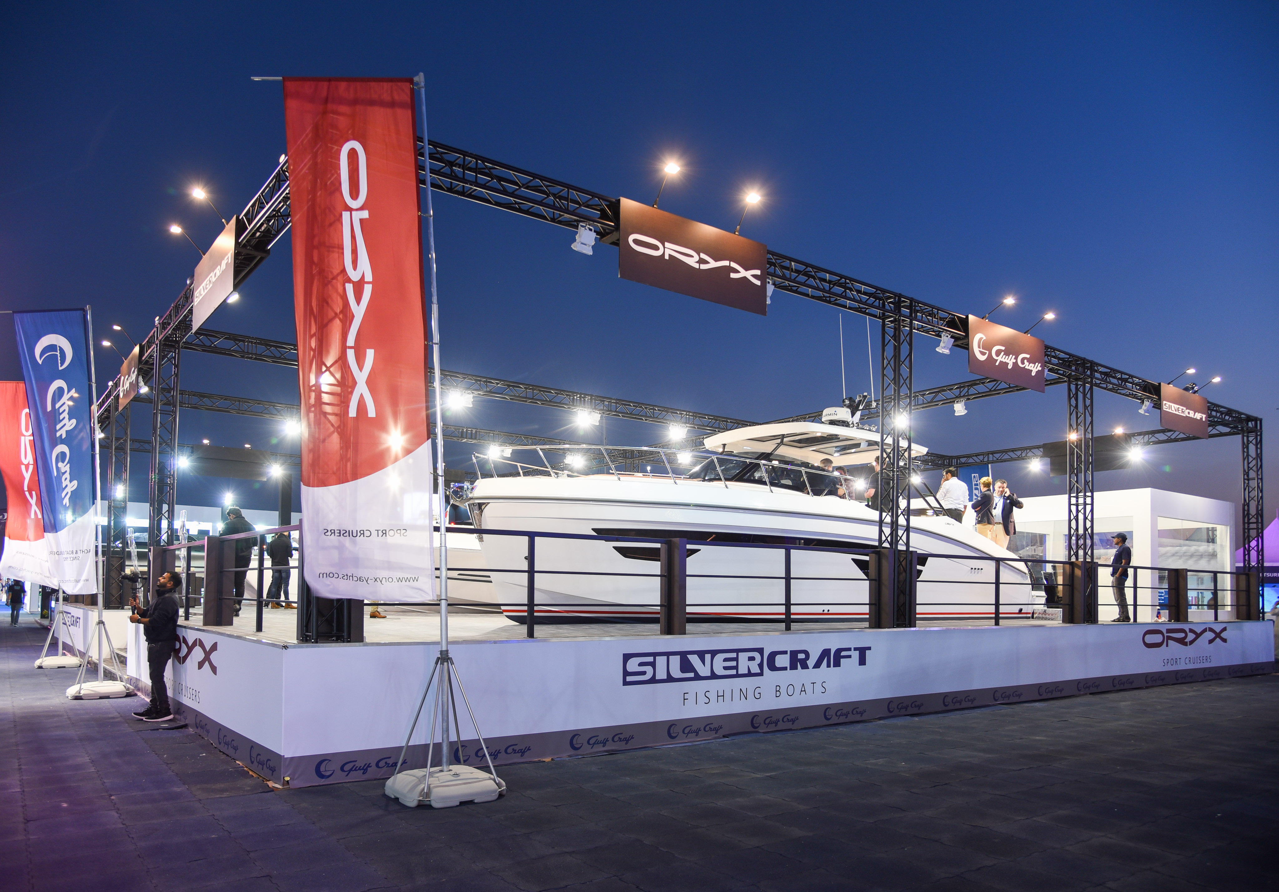 Gulf Craft at the Dubai International Boat Show 2019 (7)