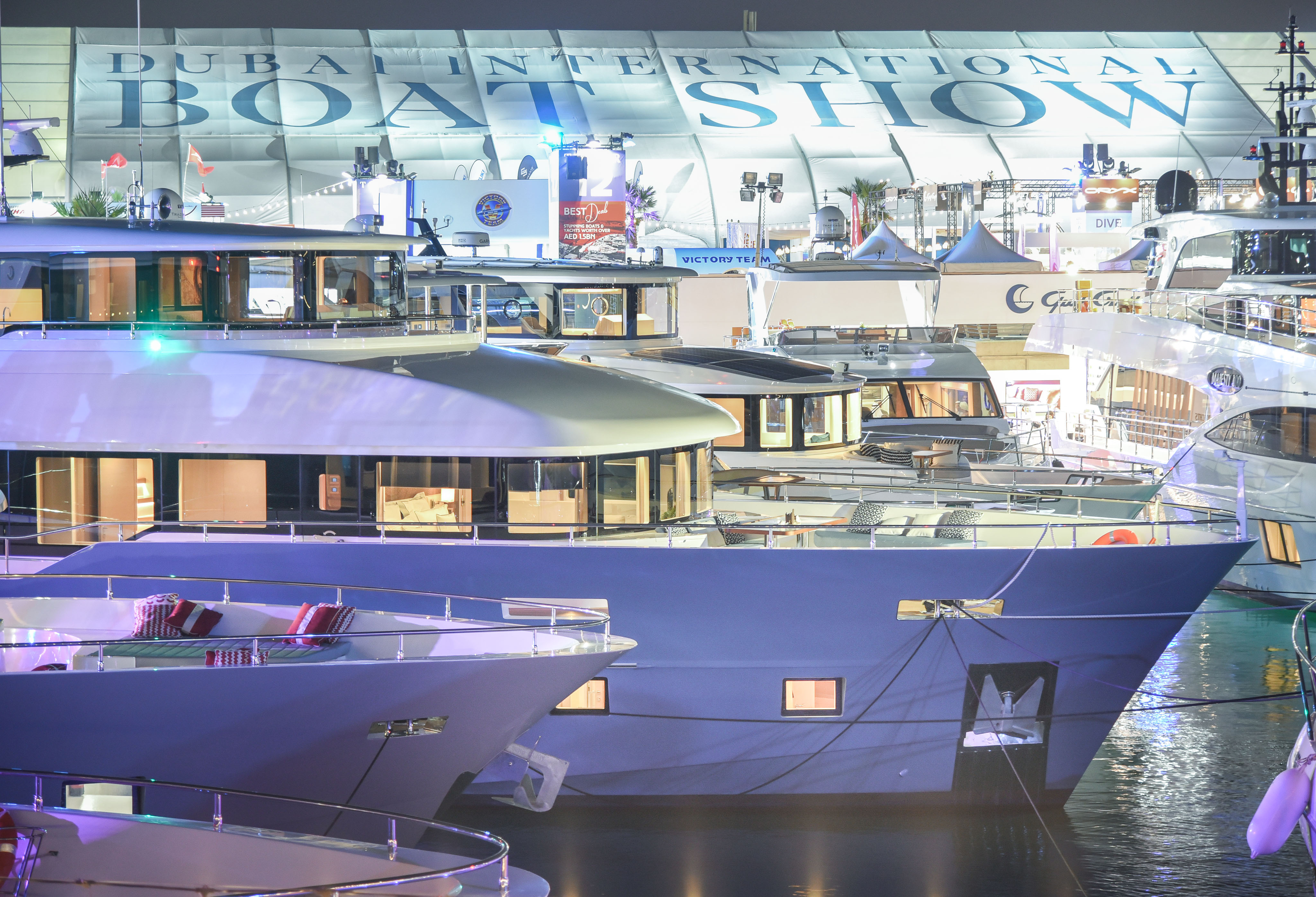 Gulf Craft at the Dubai International Boat Show 2019 (8)
