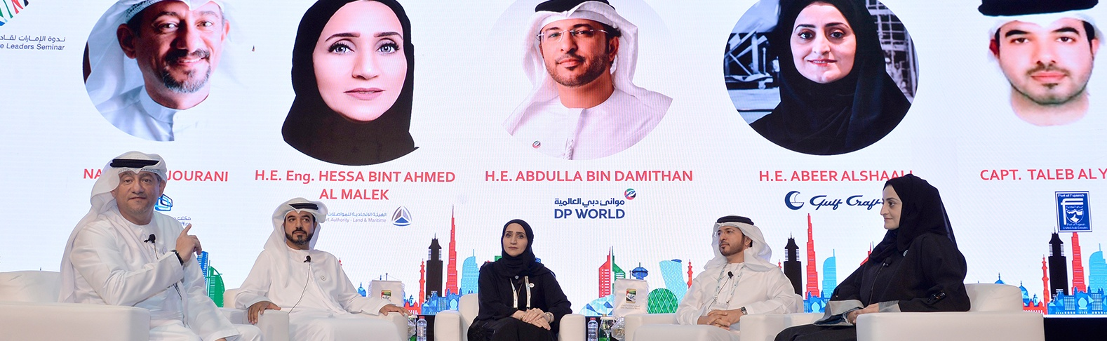Dubai-Maritime-Week-2018,-Abeer-Alshaali,-Gulf-Craft-3