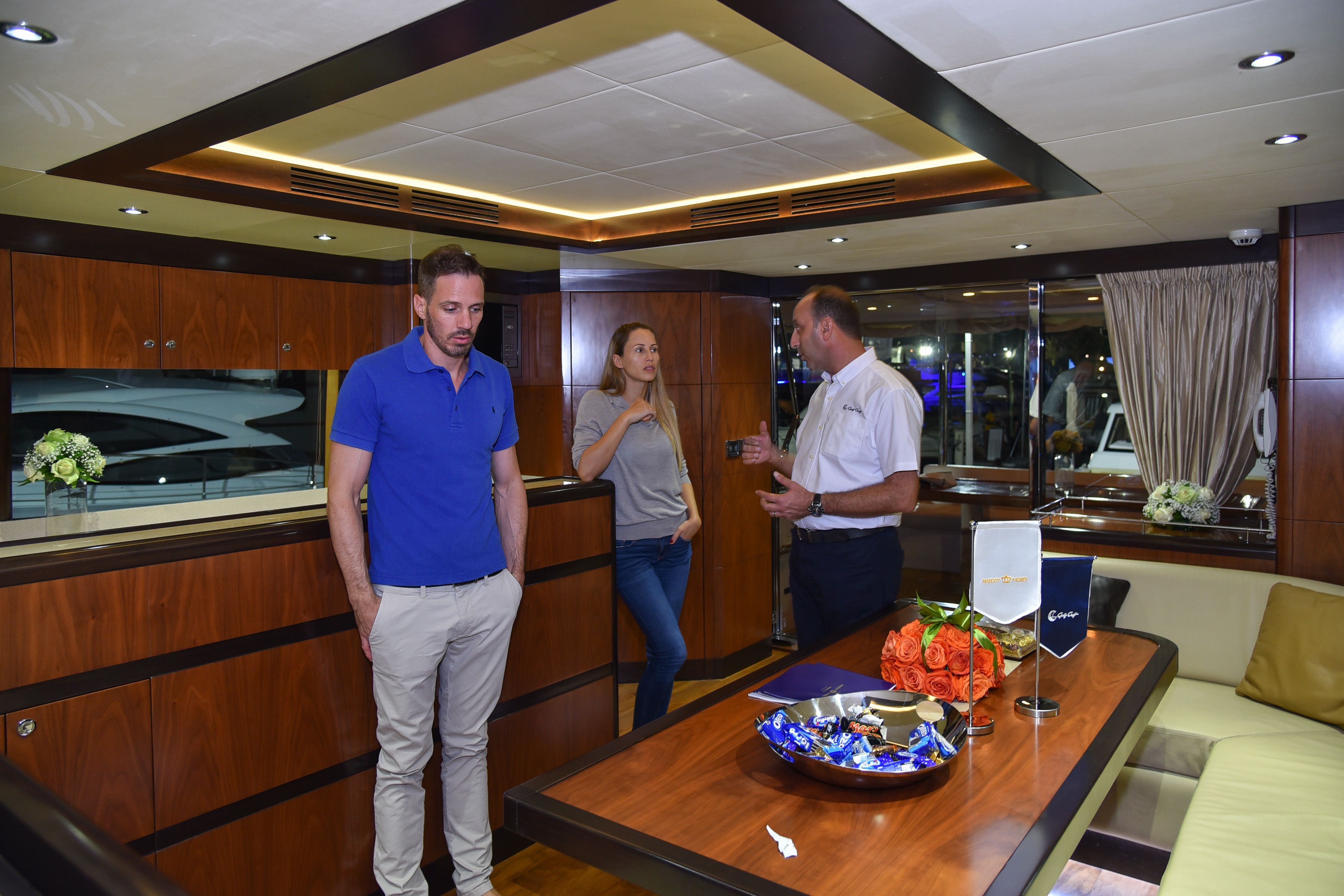 Gulf Craft at the Dubai Pre-owned Boat Show 2017 Day 1 (20).jpg