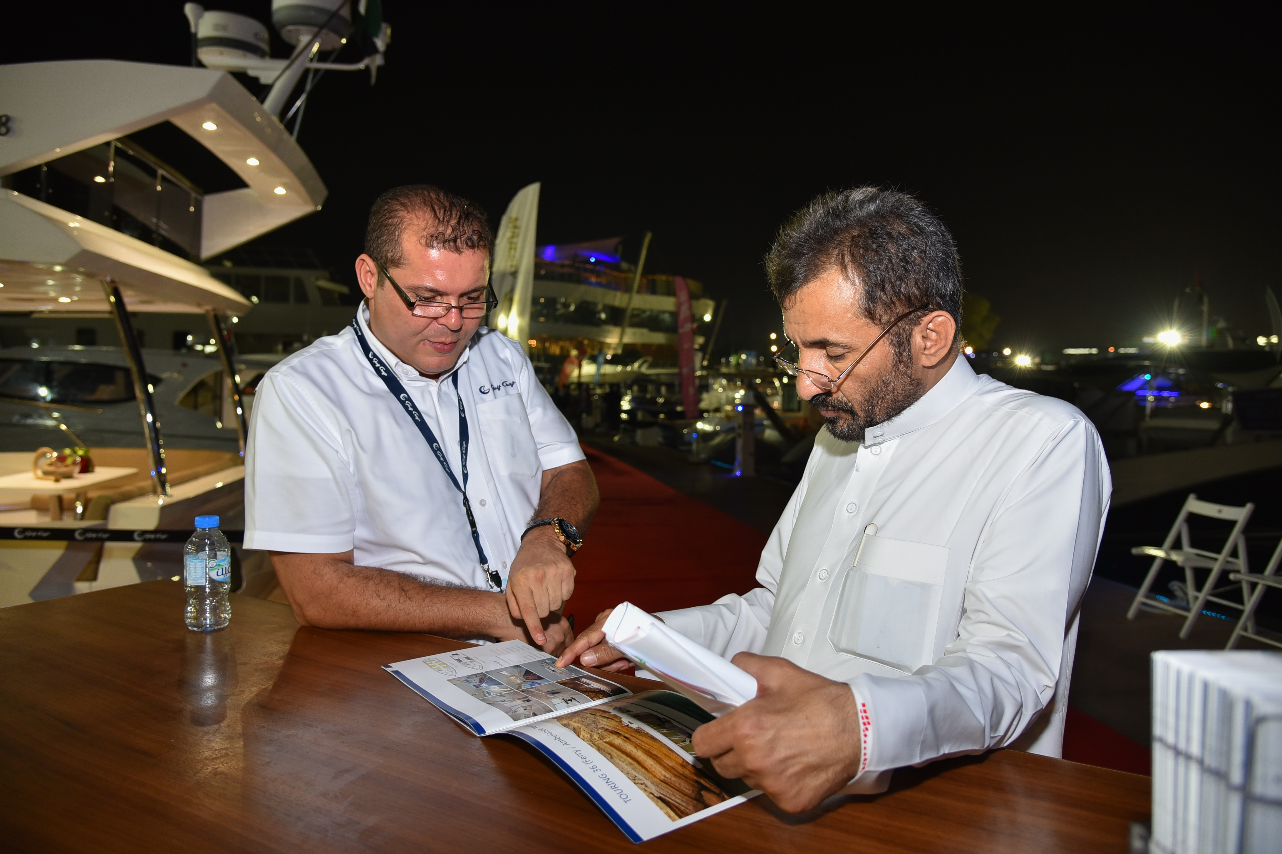 Gulf Craft at the Dubai Pre-owned Boat Show 2017 Day 1 (25).jpg
