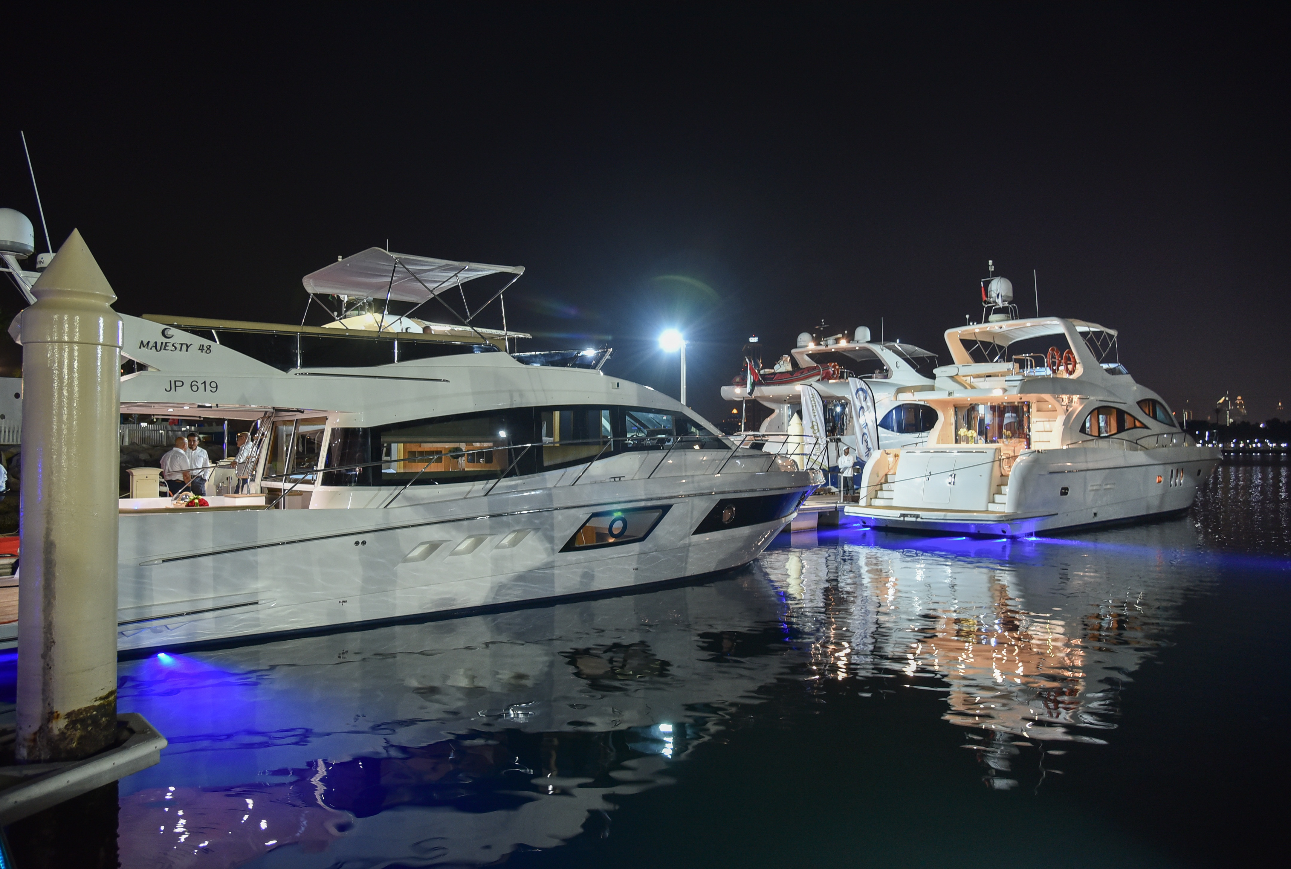 Gulf Craft at the Dubai Pre-owned Boat Show 2017 Day 1 (27).jpg