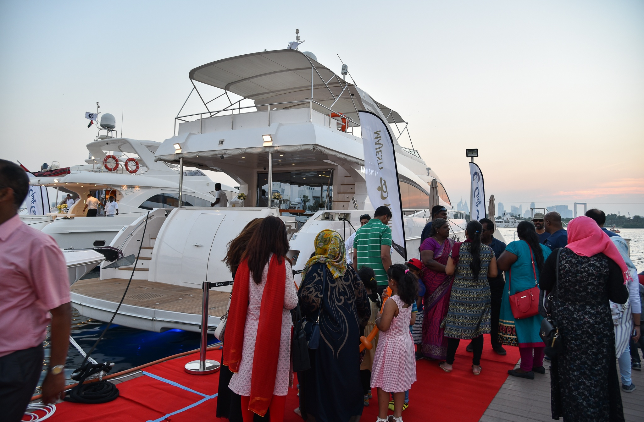 Gulf Craft at the Dubai Pre-owned Boat Show 2017 Day 2 (18).jpg