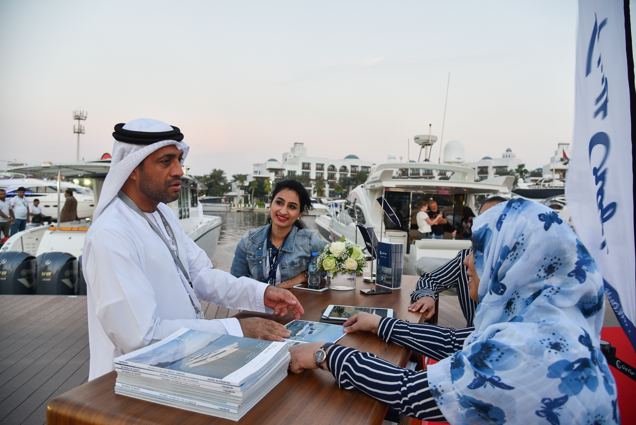 Gulf Craft at the Dubai Pre-owned Boat Show 2017 Day 2 (19).jpg
