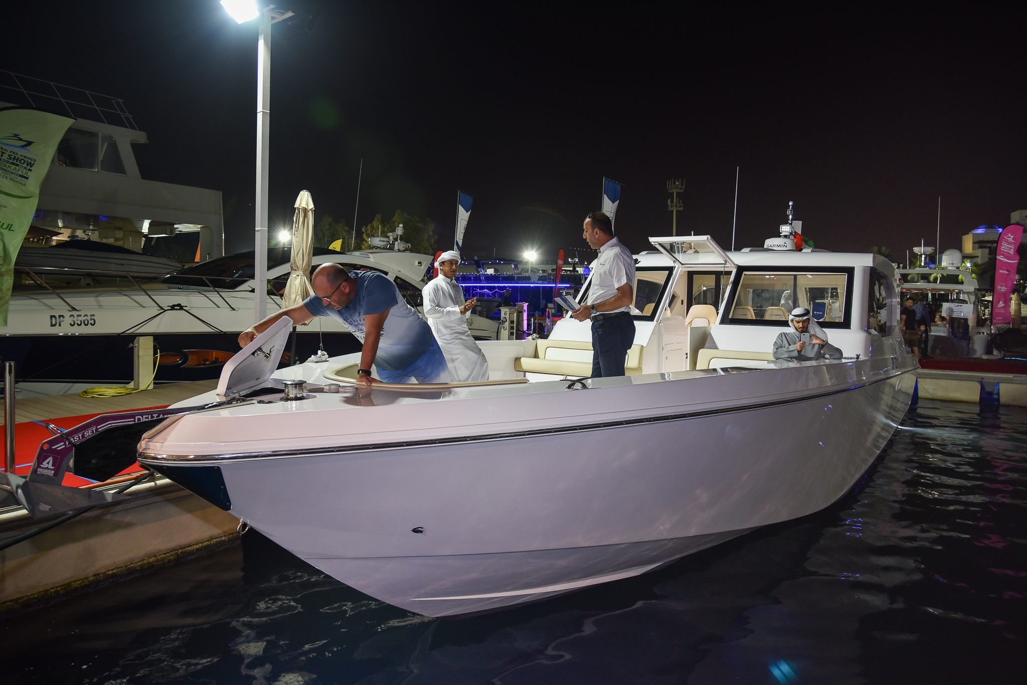 Gulf Craft at the Dubai Pre-owned Boat Show 2017 Day 2 (22).jpg