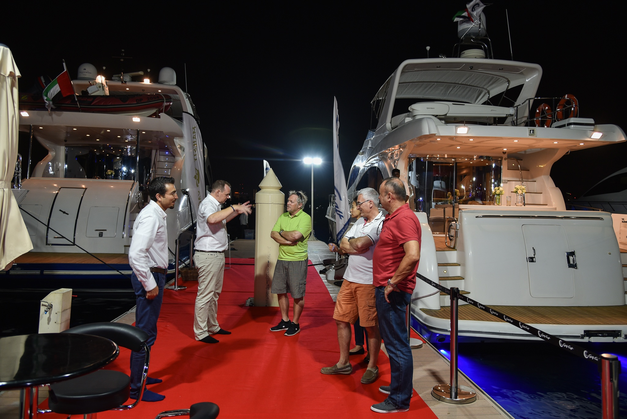 Gulf Craft at the Dubai Pre-owned Boat Show 2017 Day 2 (23).jpg