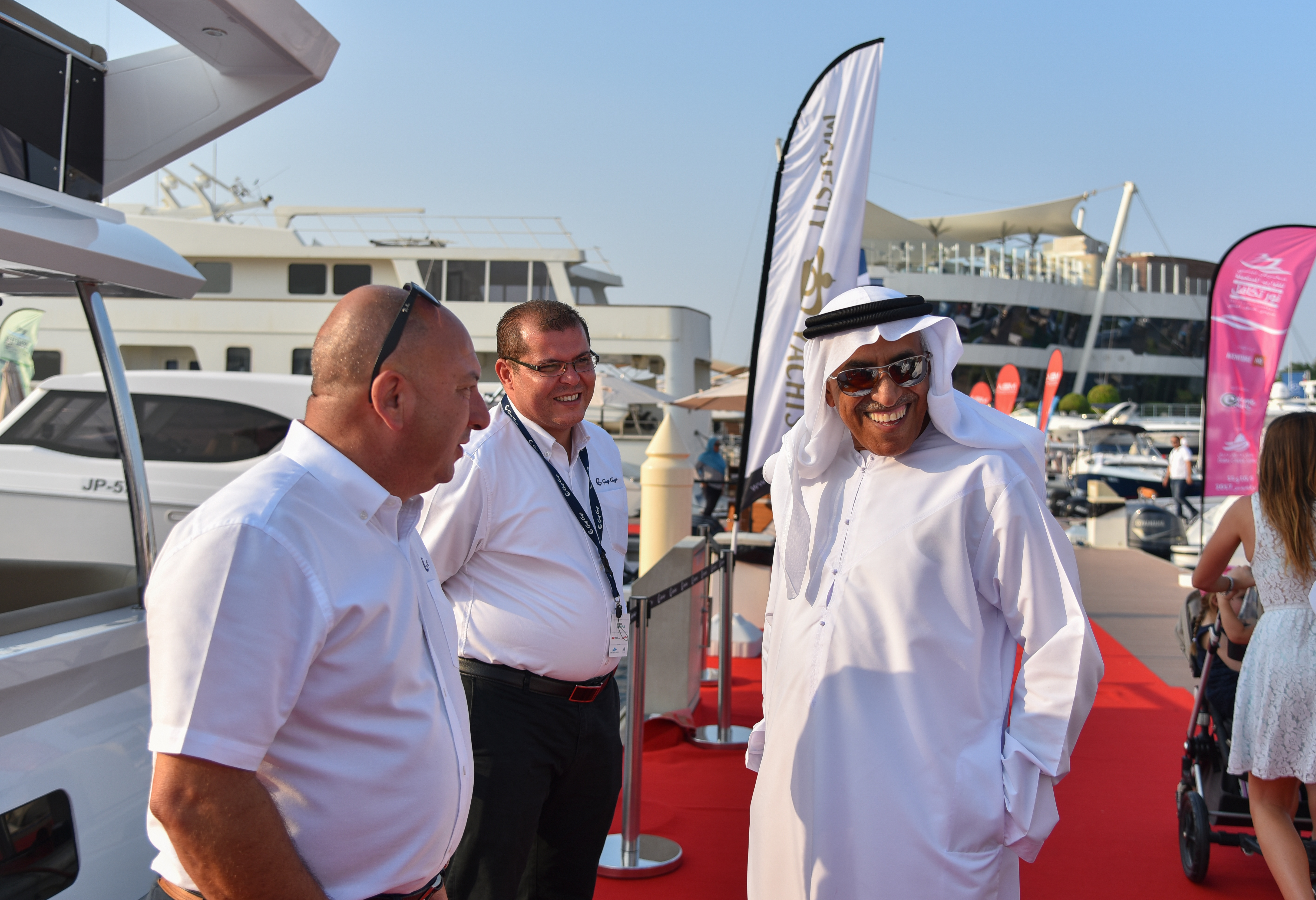Gulf Craft at the Dubai Pre-owned Boat Show 2017 Day 3 (13).jpg