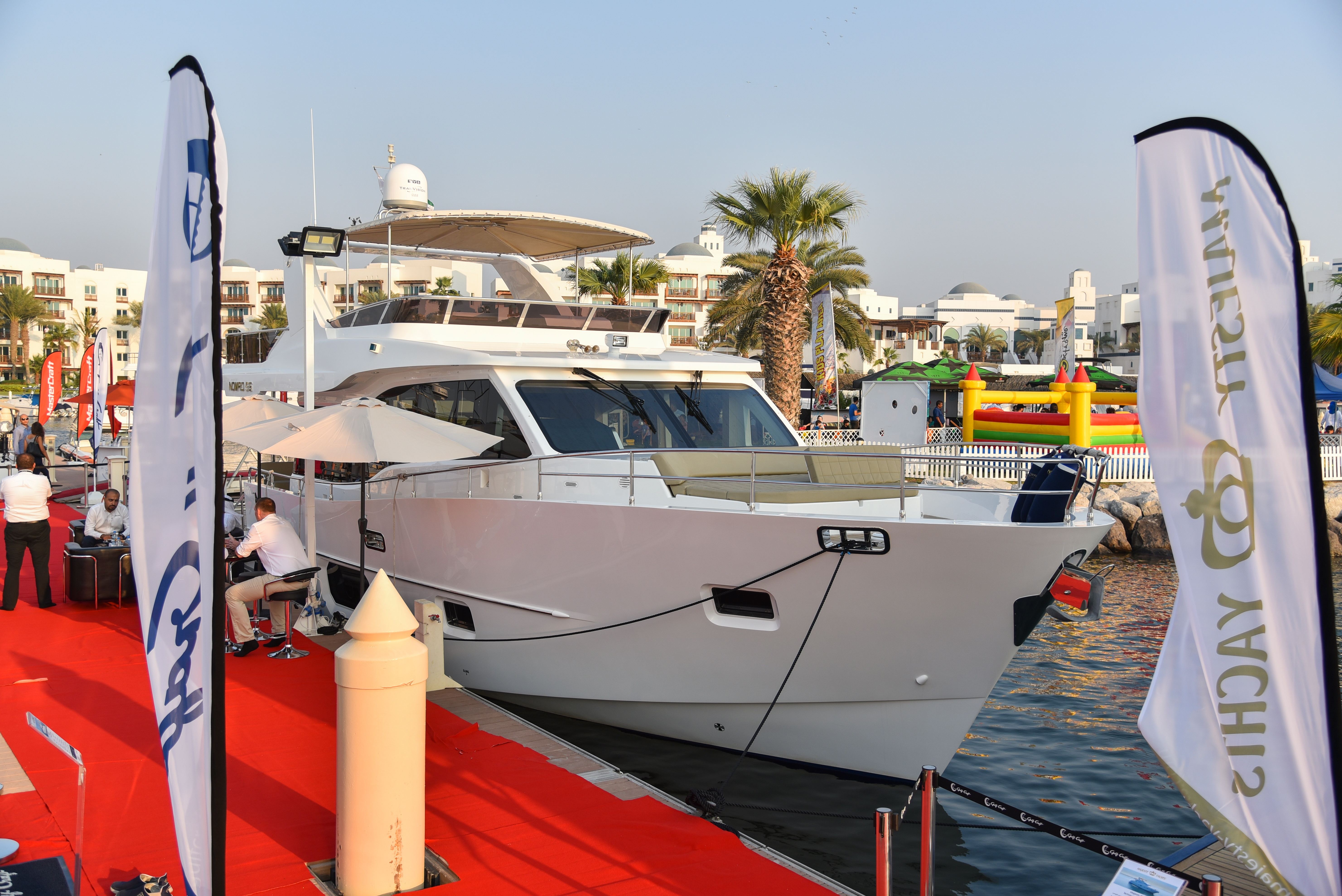 Gulf Craft at the Dubai Pre-owned Boat Show 2017 Day 3 (14).jpg