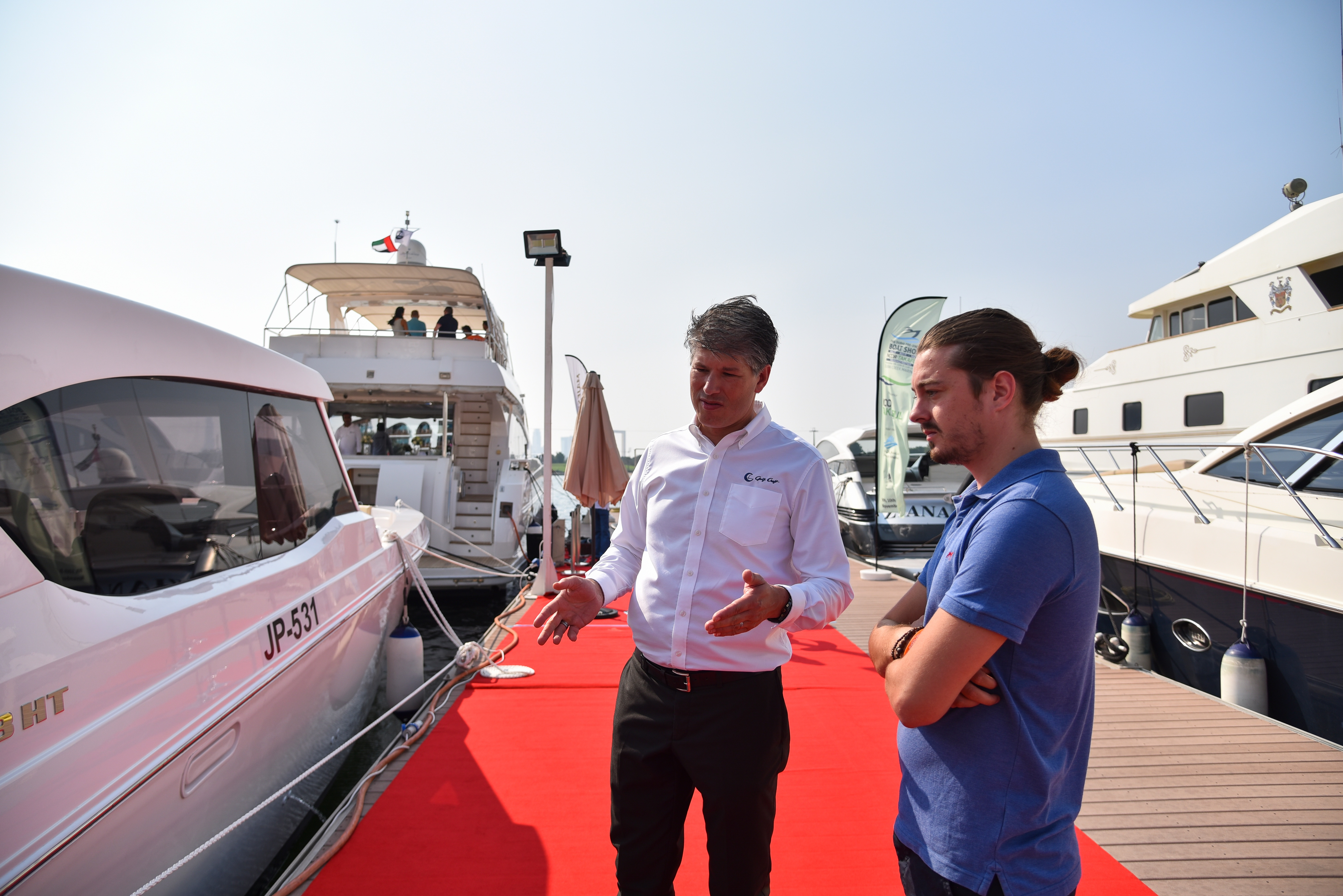 Gulf Craft at the Dubai Pre-owned Boat Show 2017 Day 3 (4)-1.jpg