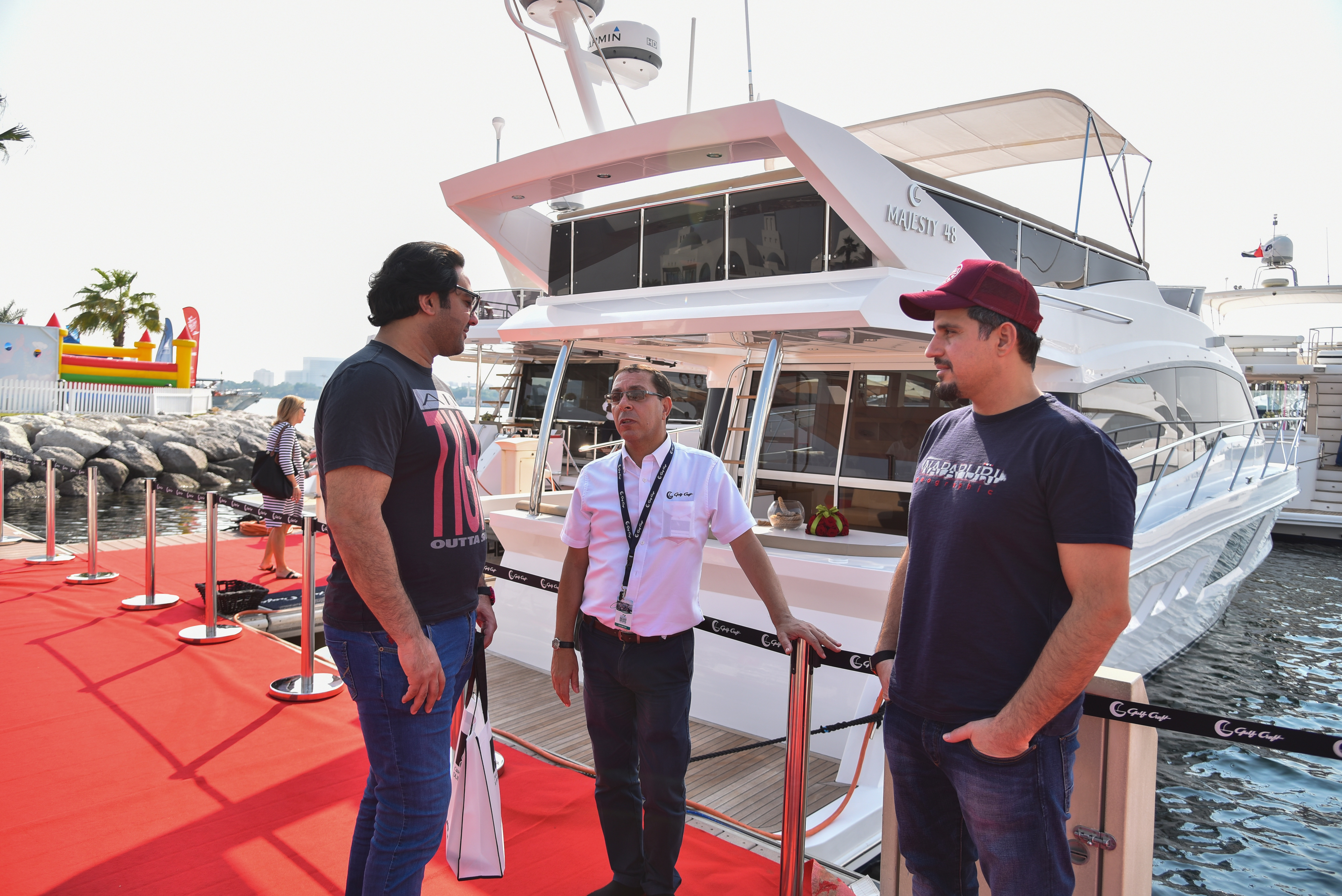 Gulf Craft at the Dubai Pre-owned Boat Show 2017 Day 3 (6).jpg