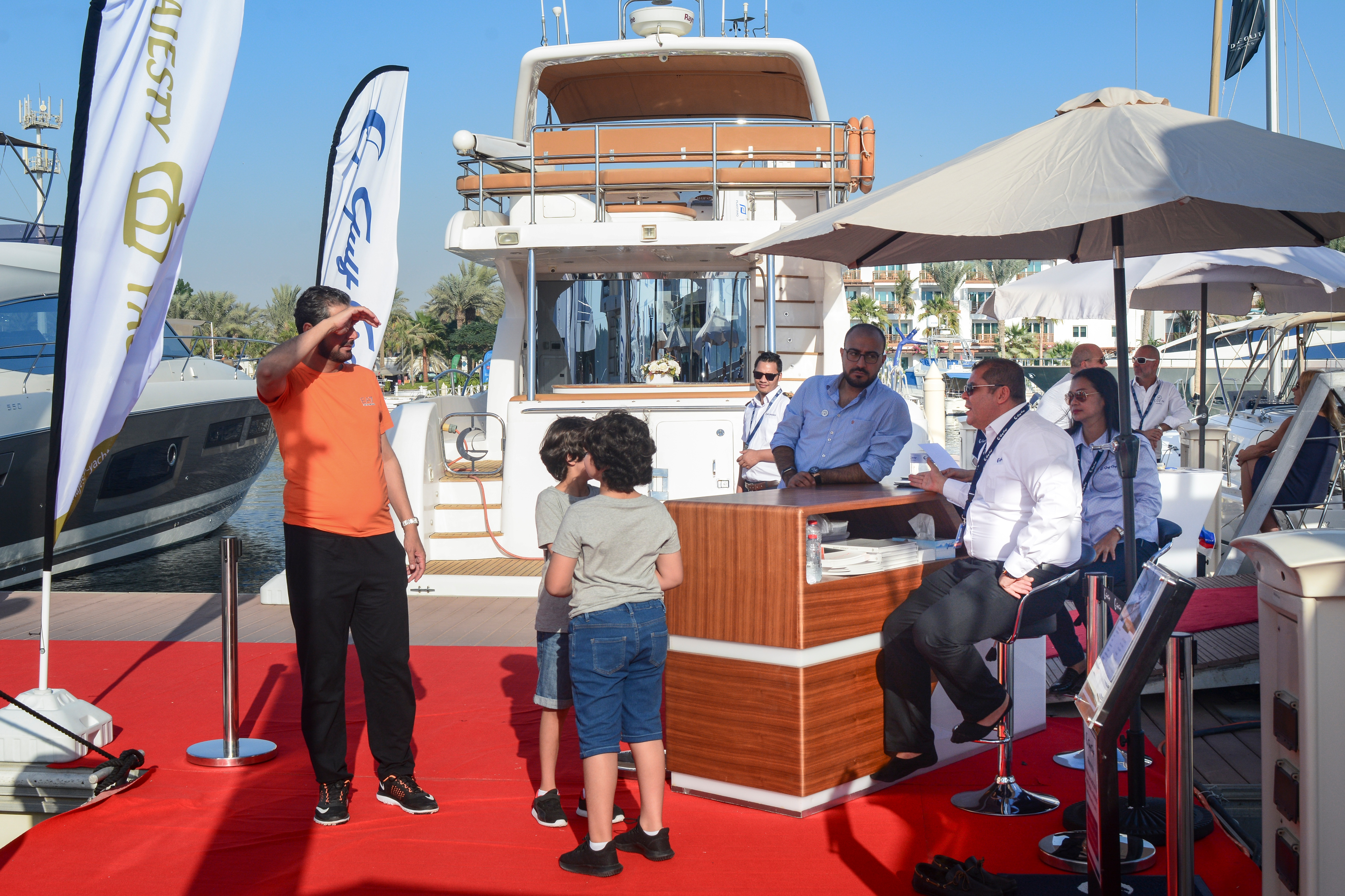 Gulf Craft at Dubai Pre-Owned Boat Show 2018 (21).jpg