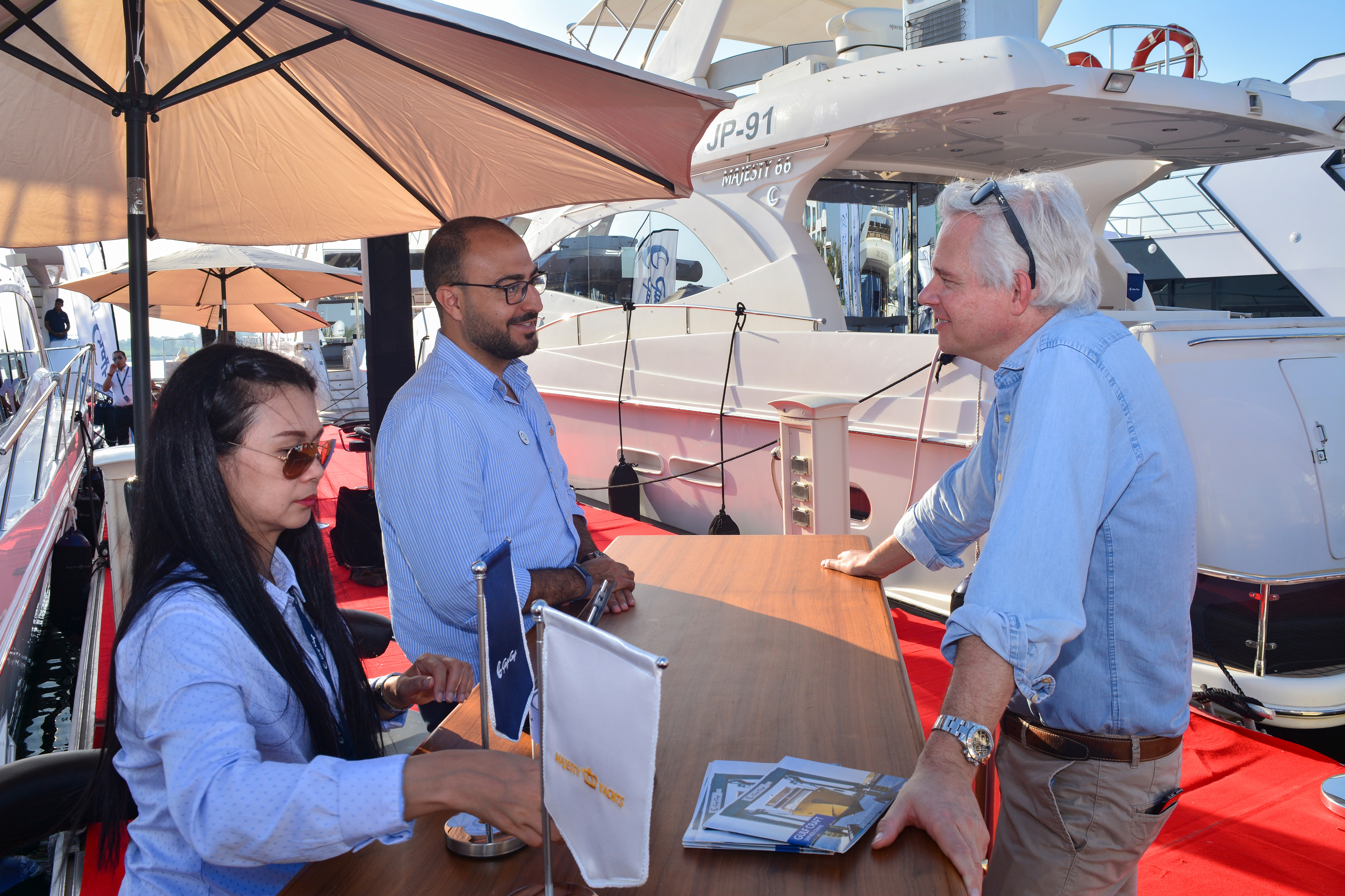 Gulf Craft at Dubai Pre-Owned Boat Show 2018 (24).jpg