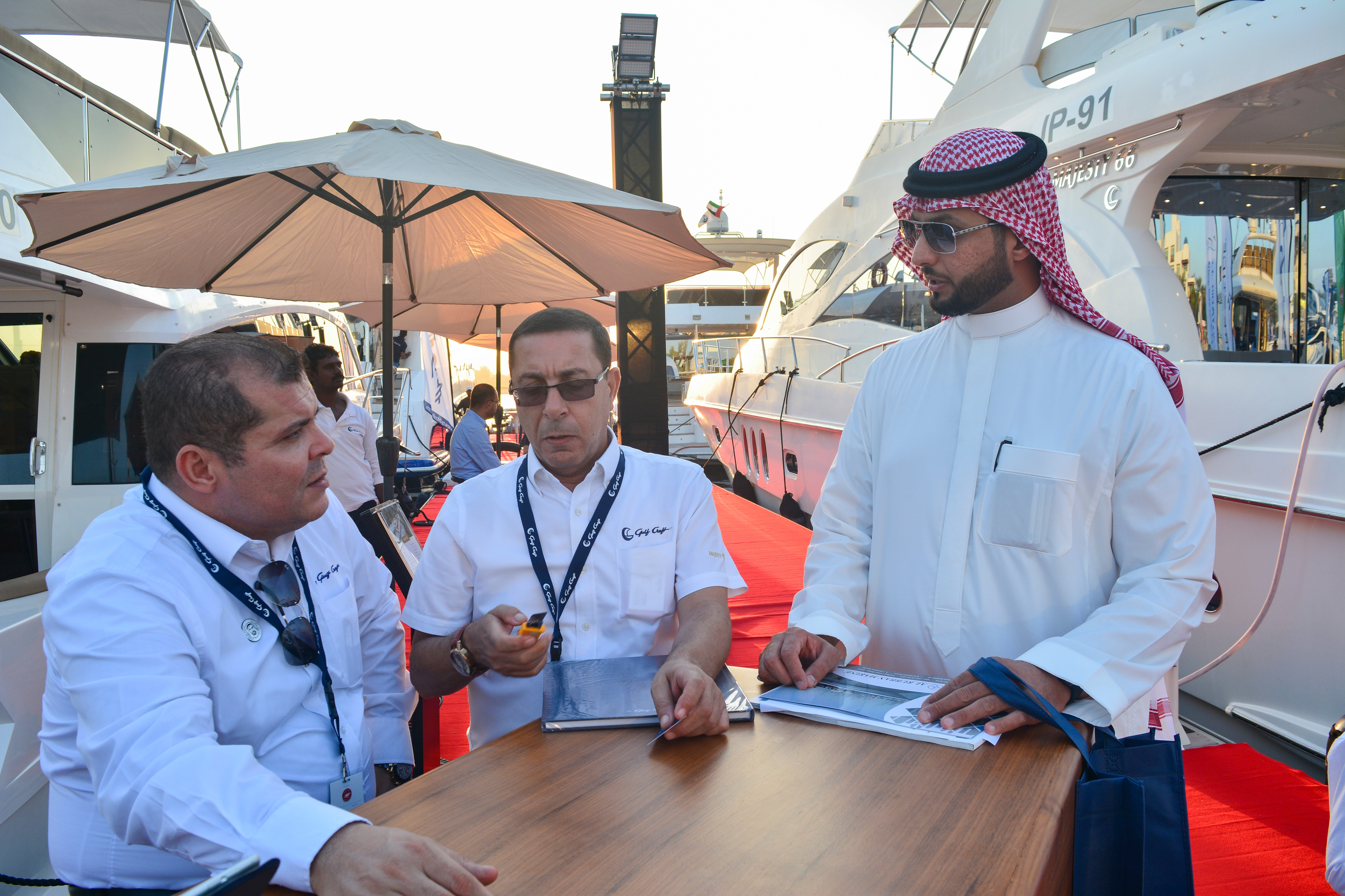Gulf Craft at Dubai Pre-Owned Boat Show 2018 (26).jpg