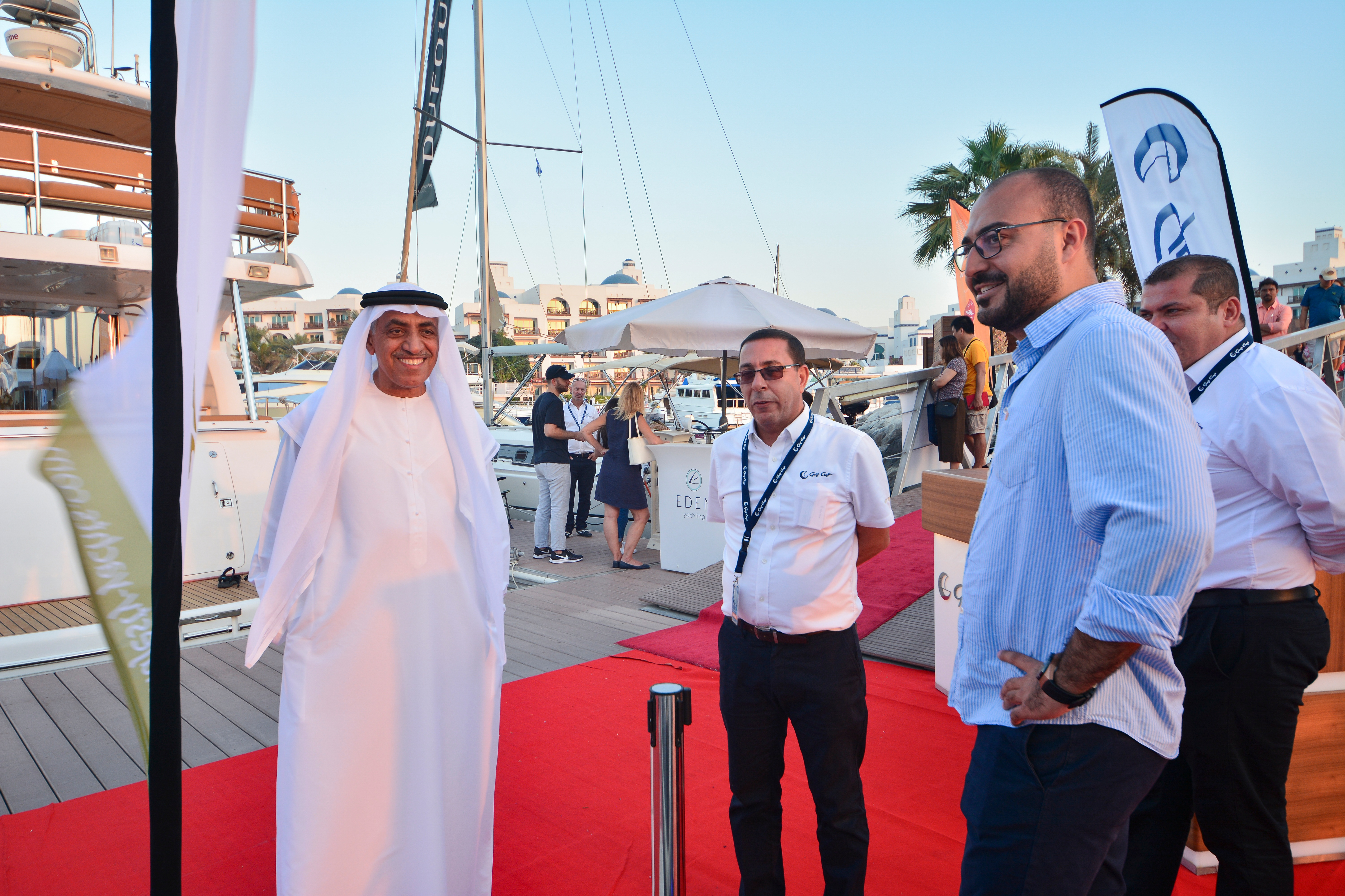 Gulf Craft at Dubai Pre-Owned Boat Show 2018 (27).jpg