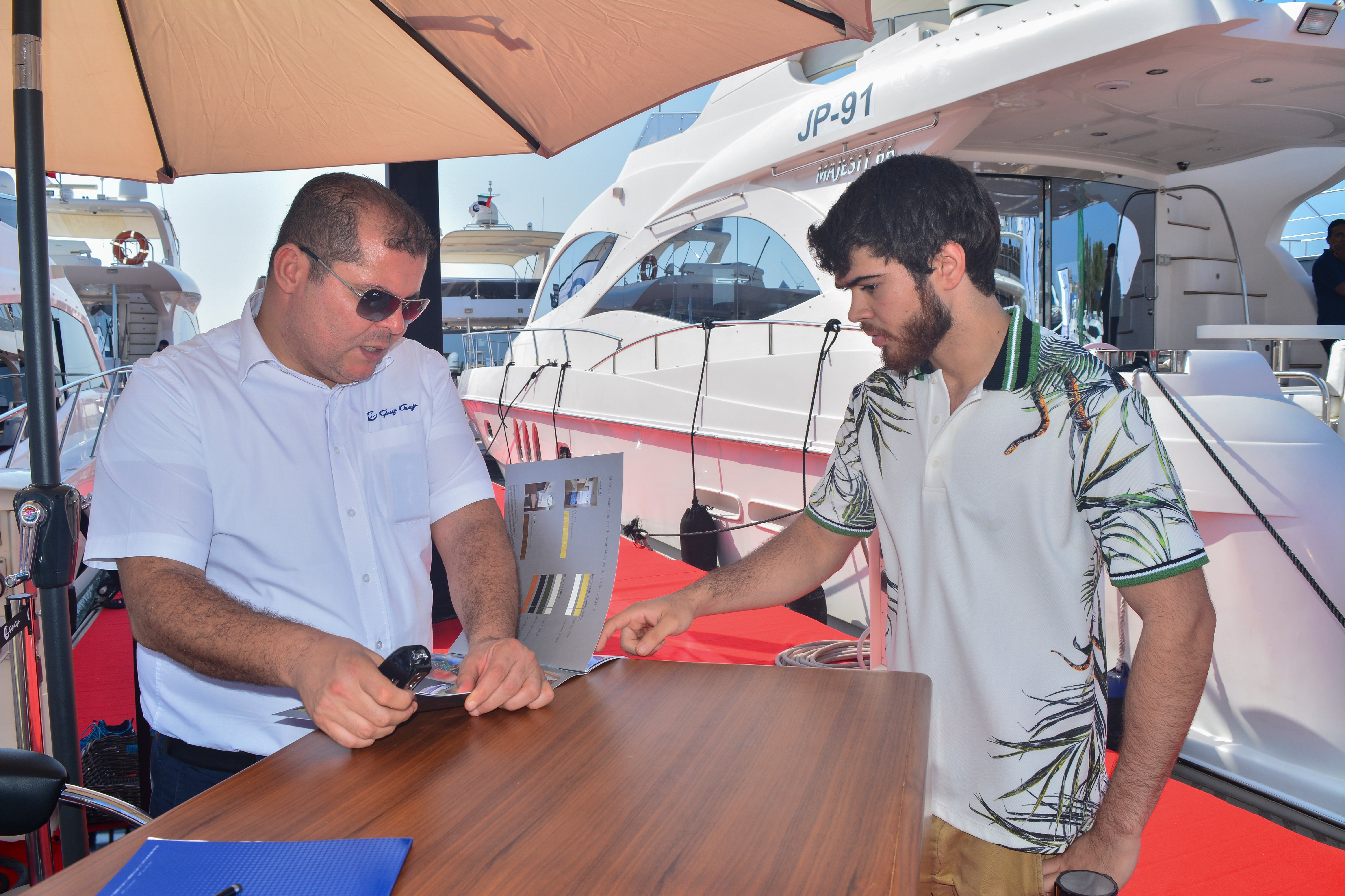 Gulf Craft at Dubai Pre-Owned Boat Show 2018 (47).jpg