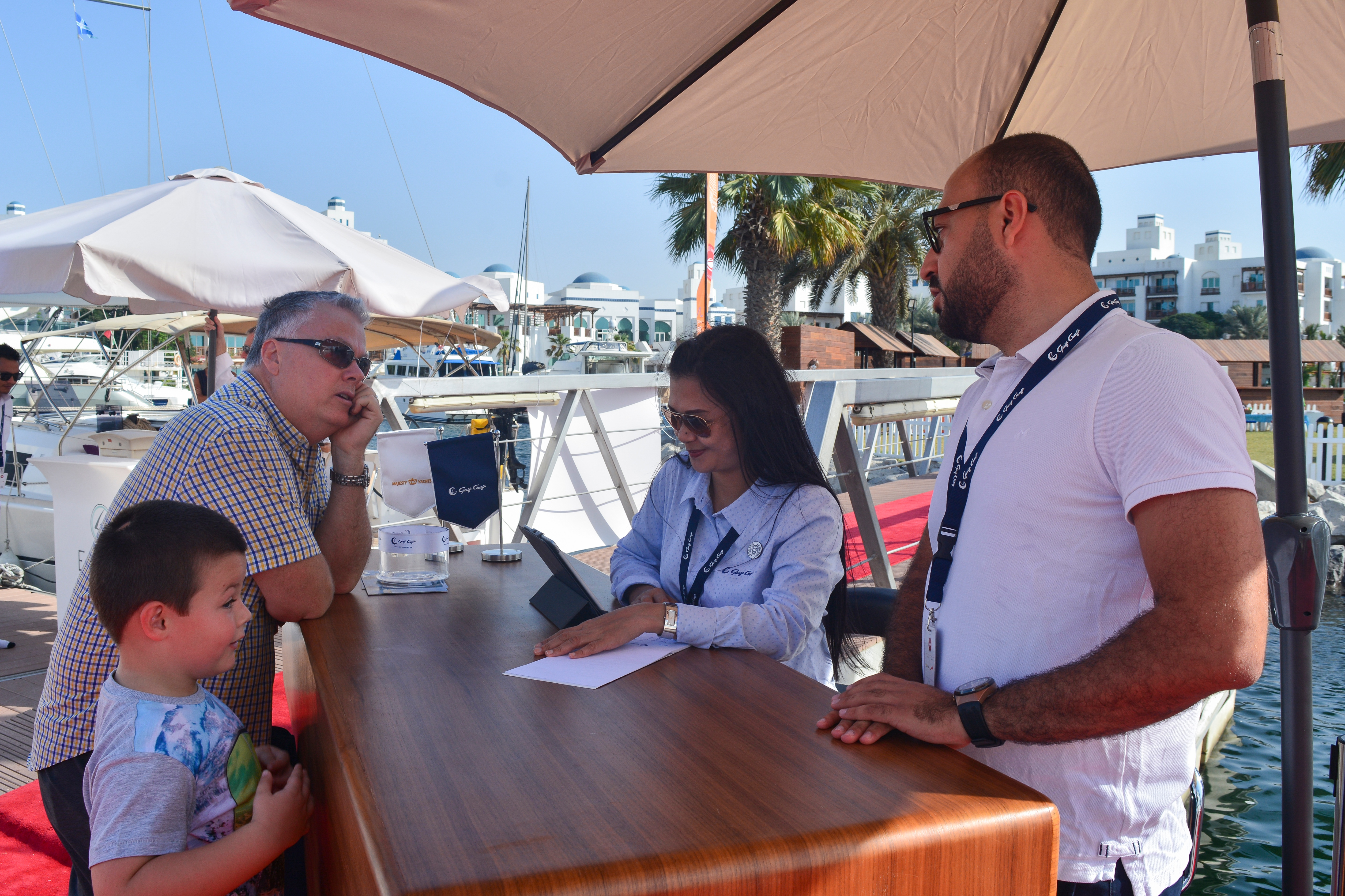 Gulf Craft at Dubai Pre-Owned Boat Show 2018 (49).jpg