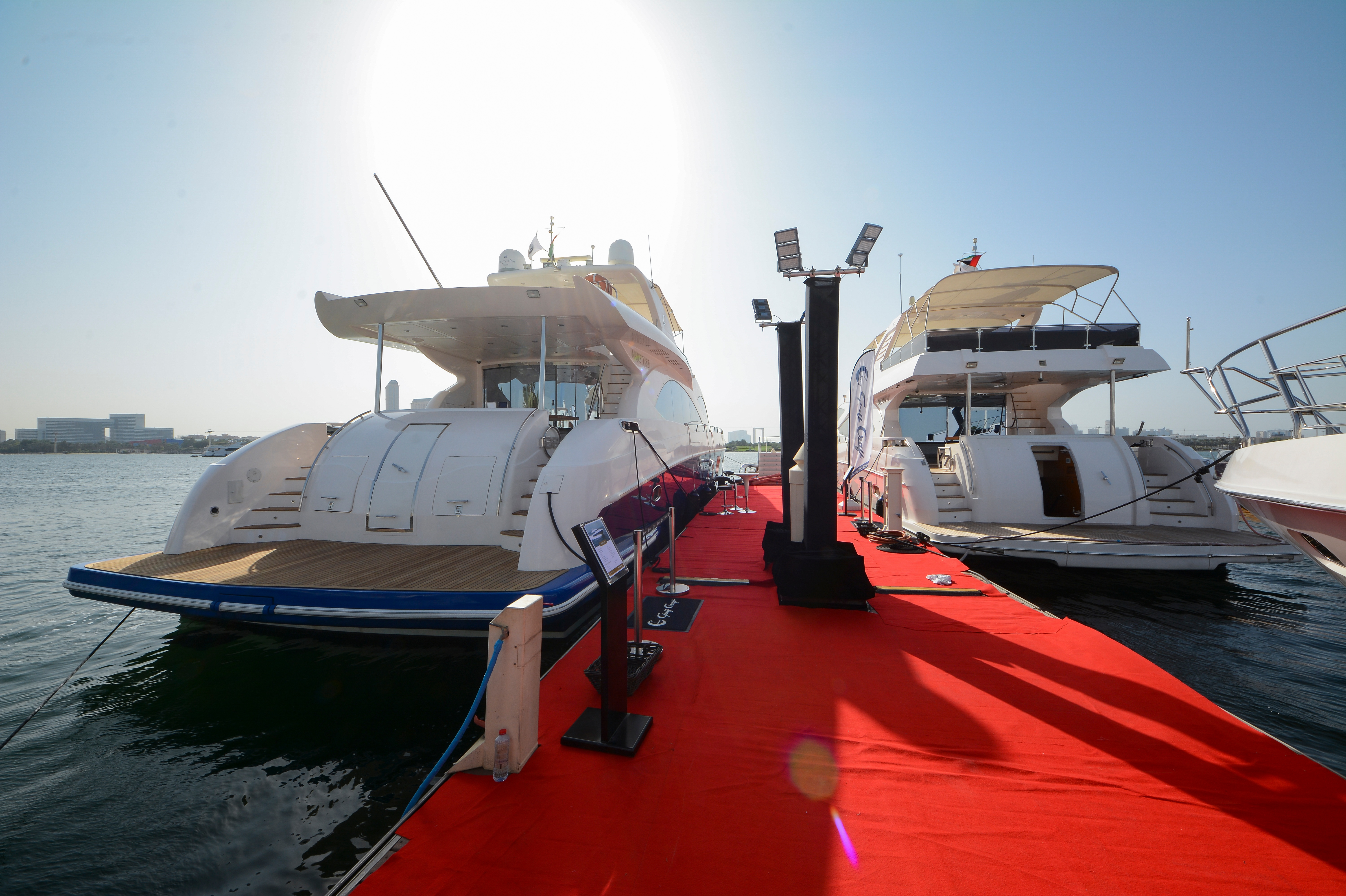 Gulf Craft at Dubai Pre-Owned Boat Show 2018 (5).jpg
