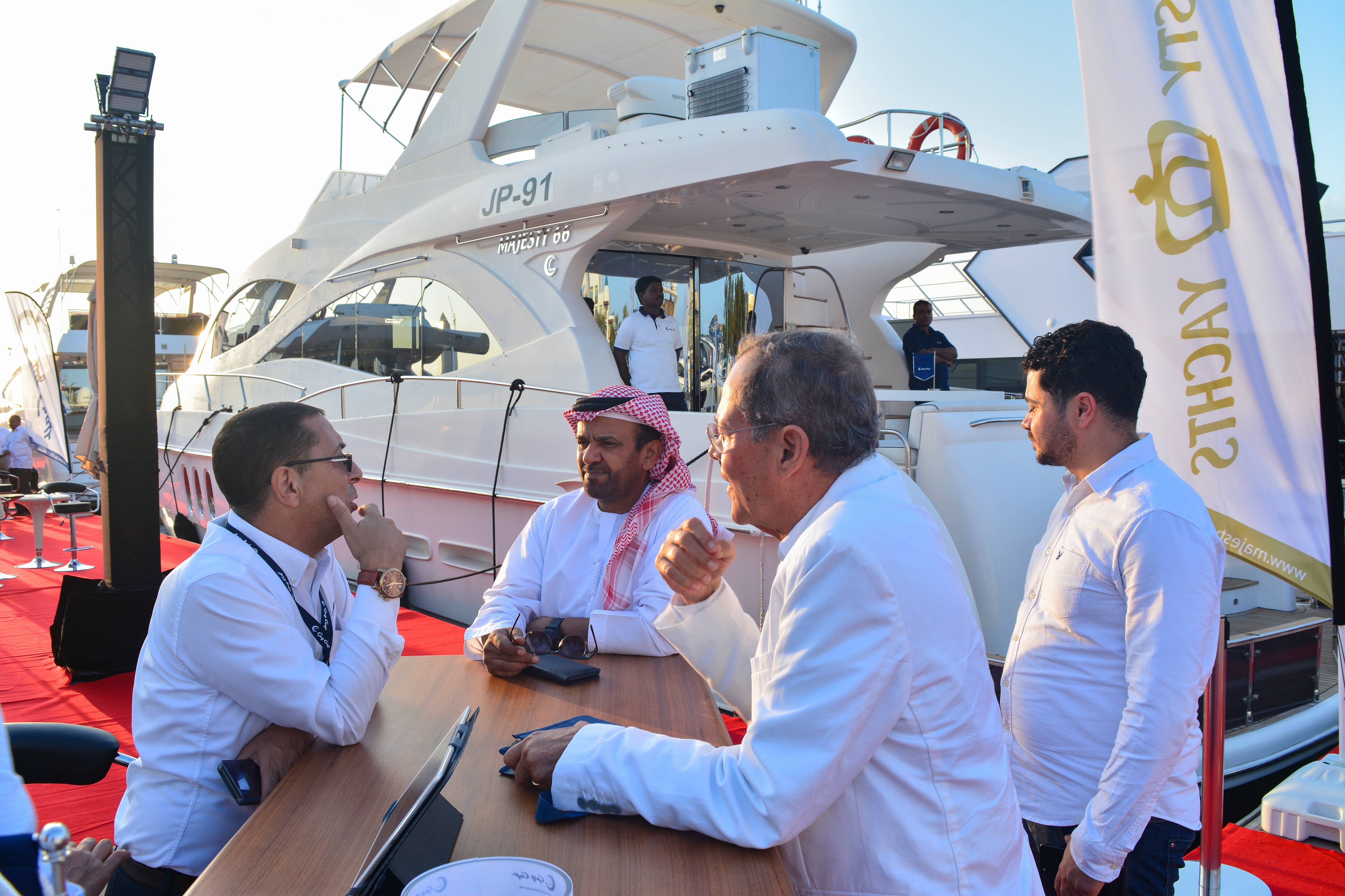 Gulf Craft at Dubai Pre-Owned Boat Show 2018 (59).jpg