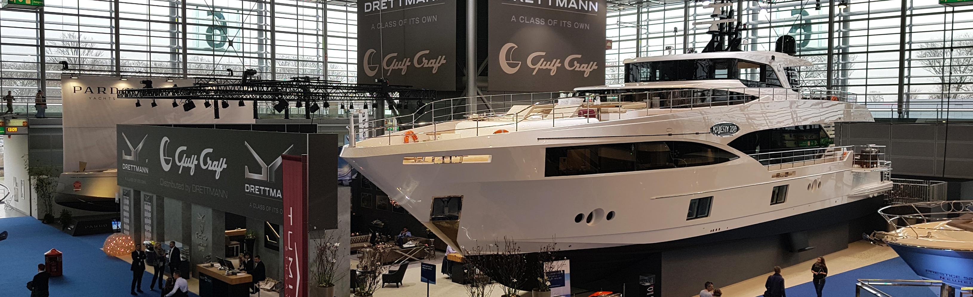 Gulf-Craft,-Dusseldorf-Boat-Show-2018