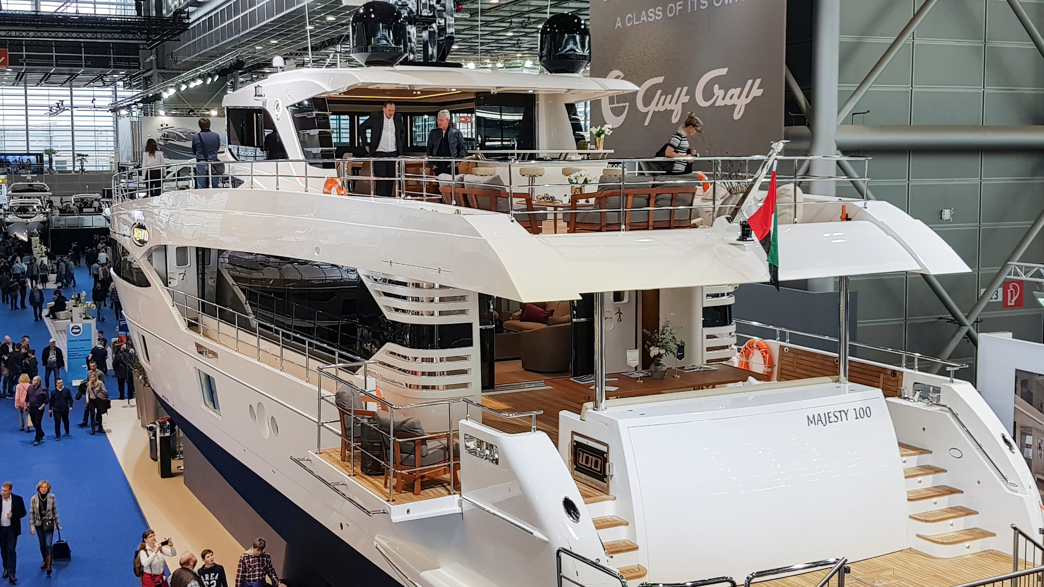 Gulf Craft at Boot Dusseldorf 2018 Day 7 (16).jpg