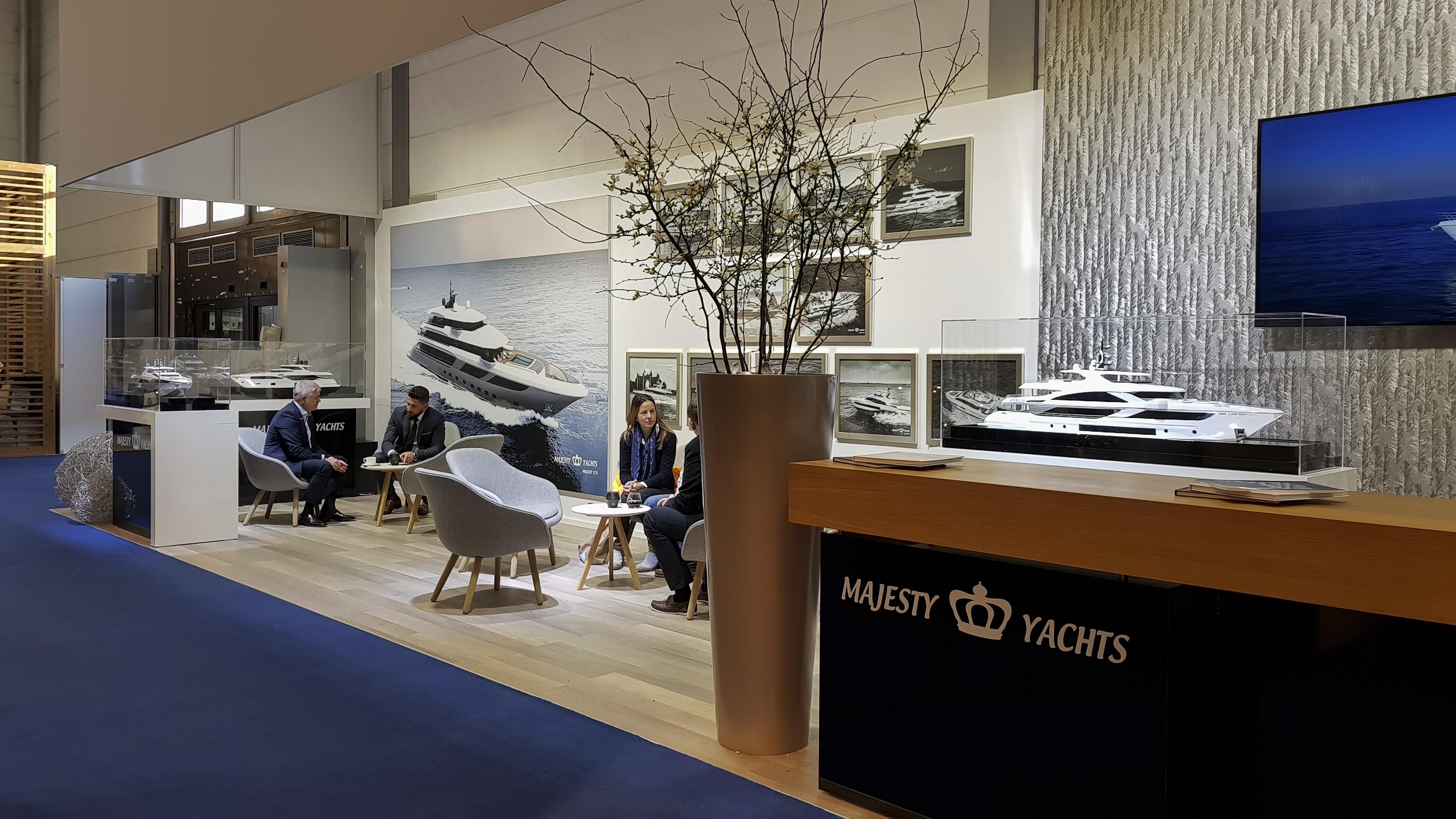 Gulf Craft at Dusseldorf Boat Show 2019 (4)